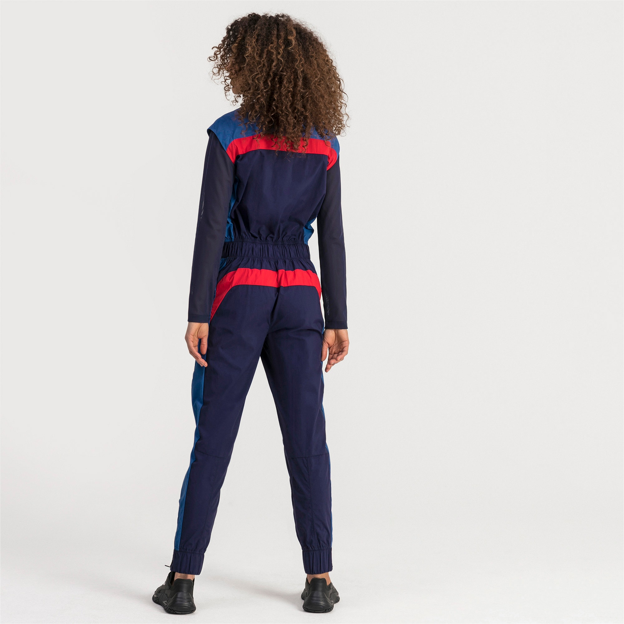 Thumbnail 2 of Ferrari Street Damen Jumpsuit, Galaxy Blue, medium