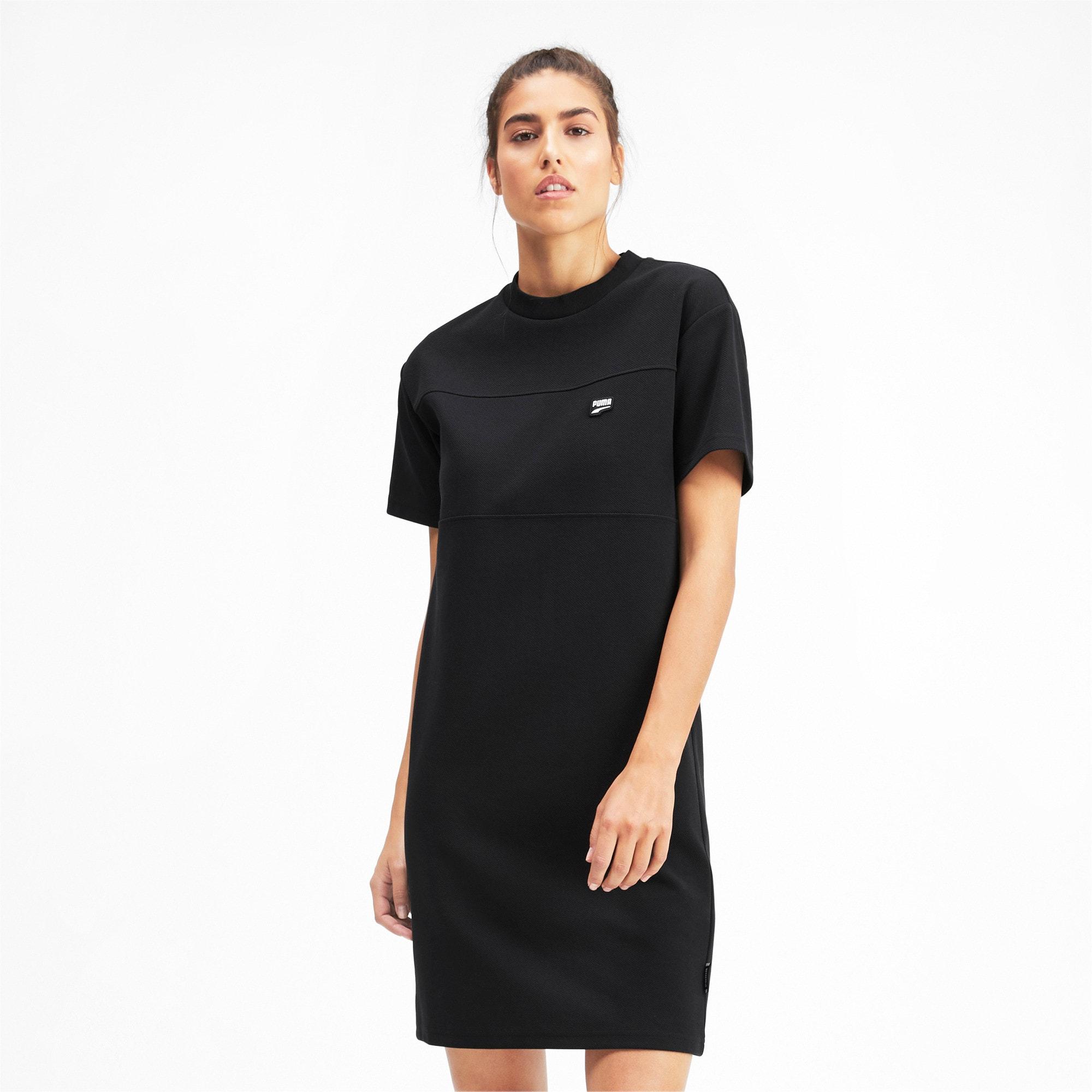 Miniatura 1 de Vestido Downtown para mujer, Puma Black, mediano