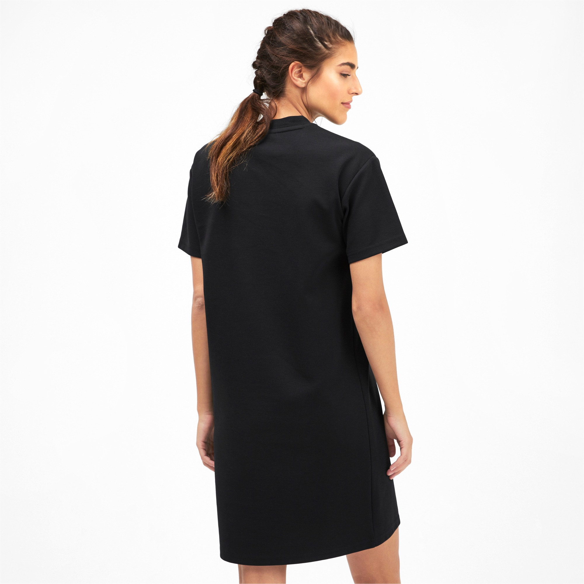 Thumbnail 2 of Robe Downtown pour femme, Puma Black, medium