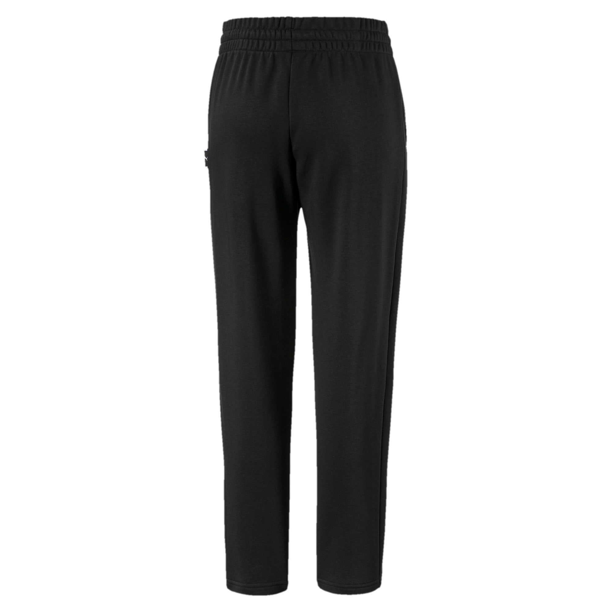 Thumbnail 5 of Downtown Knitted Women's Pants, Puma Black, medium