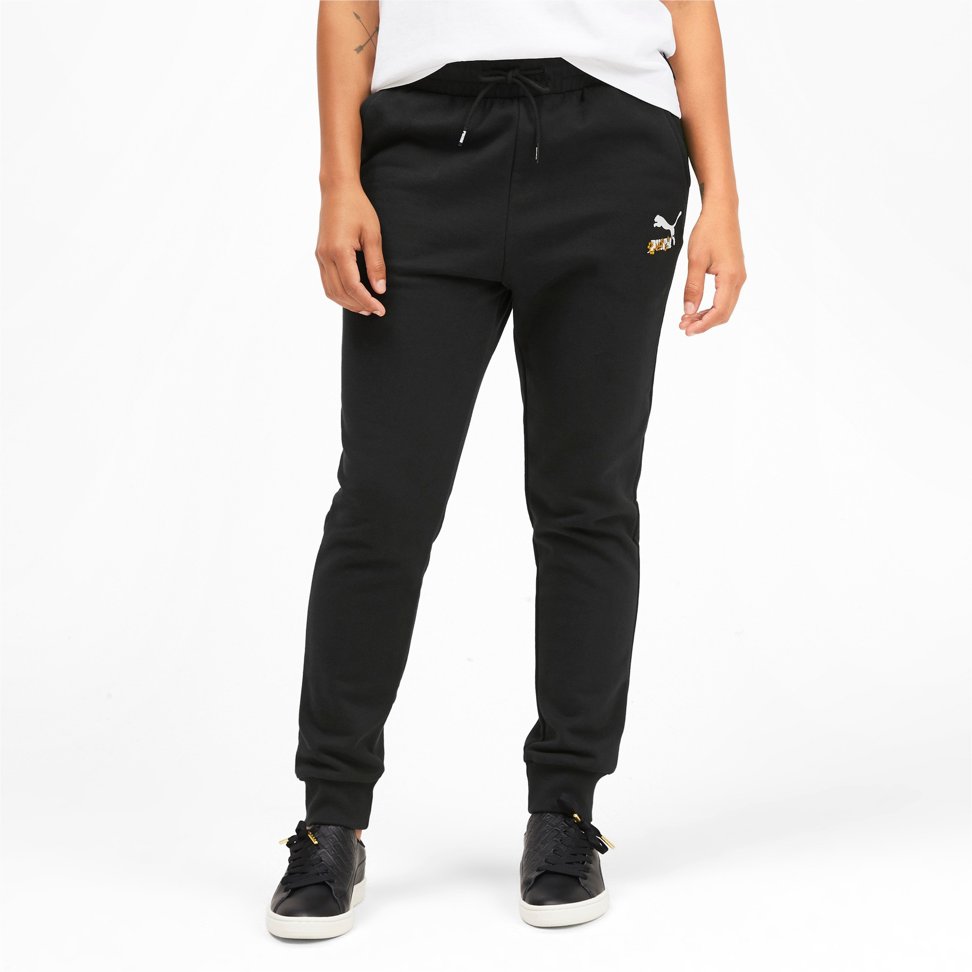 Miniatura 2 de Pantalones deportivosSakurapara mujer, Puma Black, mediano