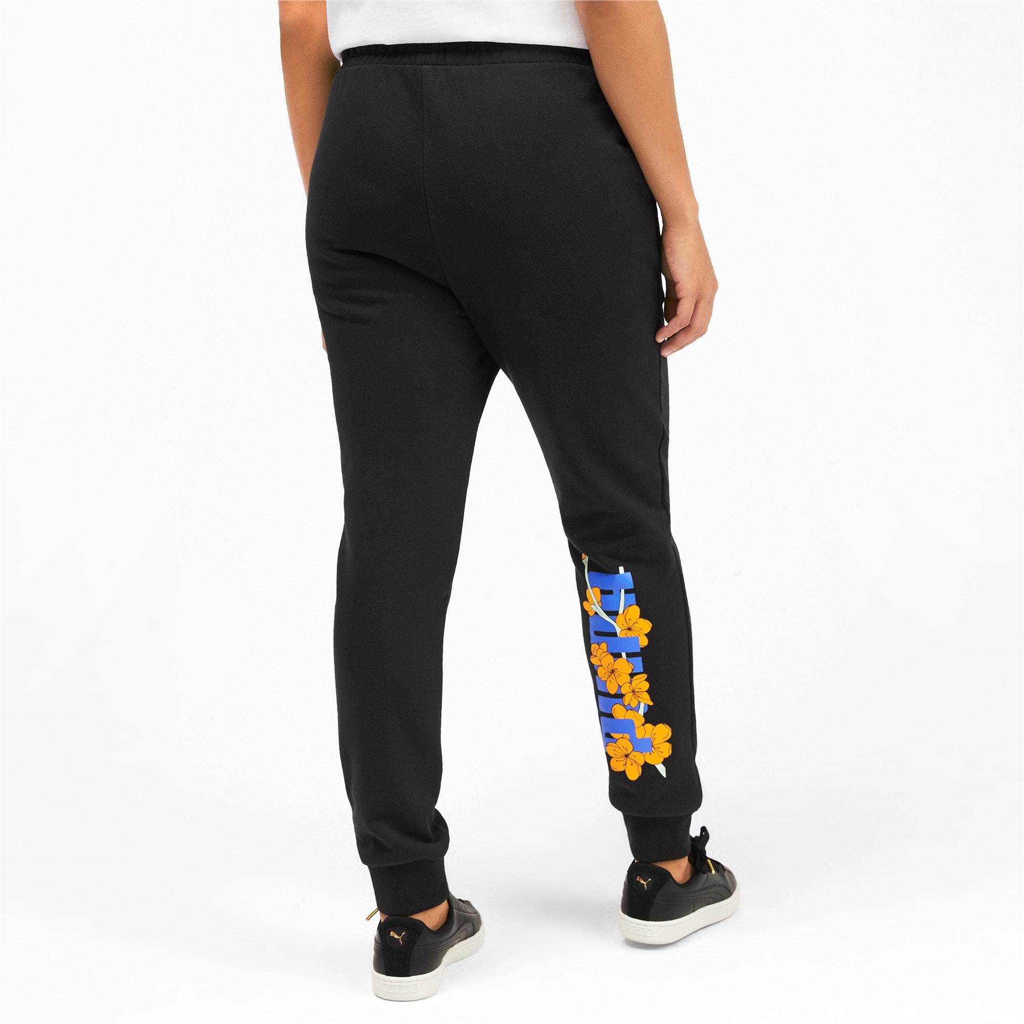 Miniatura 3 de Pantalones deportivosSakurapara mujer, Puma Black, mediano