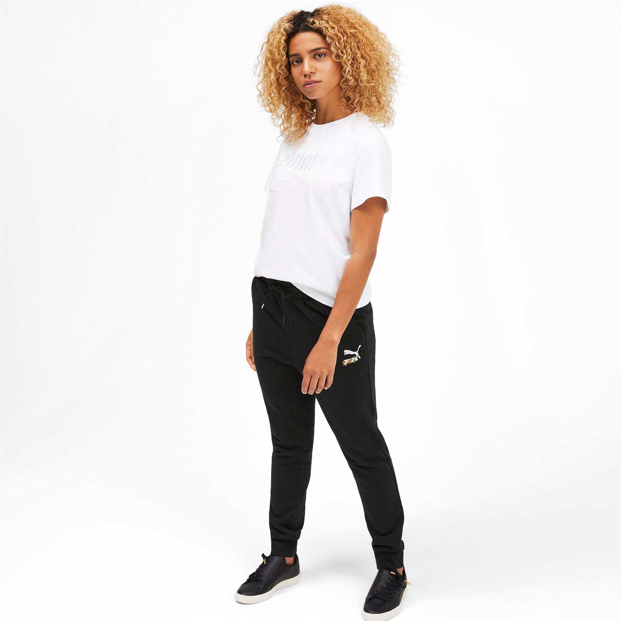 Miniatura 4 de Pantalones deportivosSakurapara mujer, Puma Black, mediano