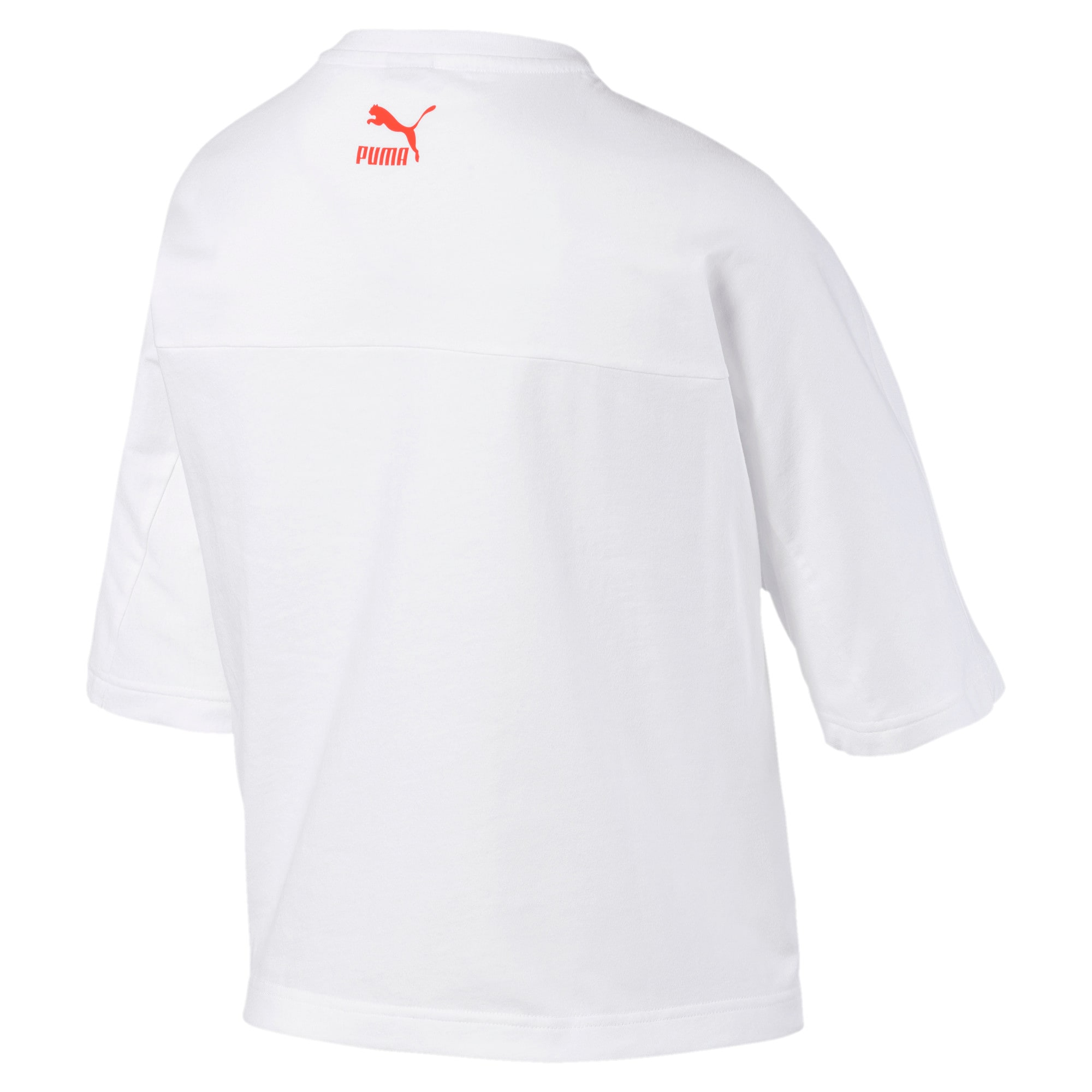 Thumbnail 5 of luXTG Women's Tee, Puma White, medium