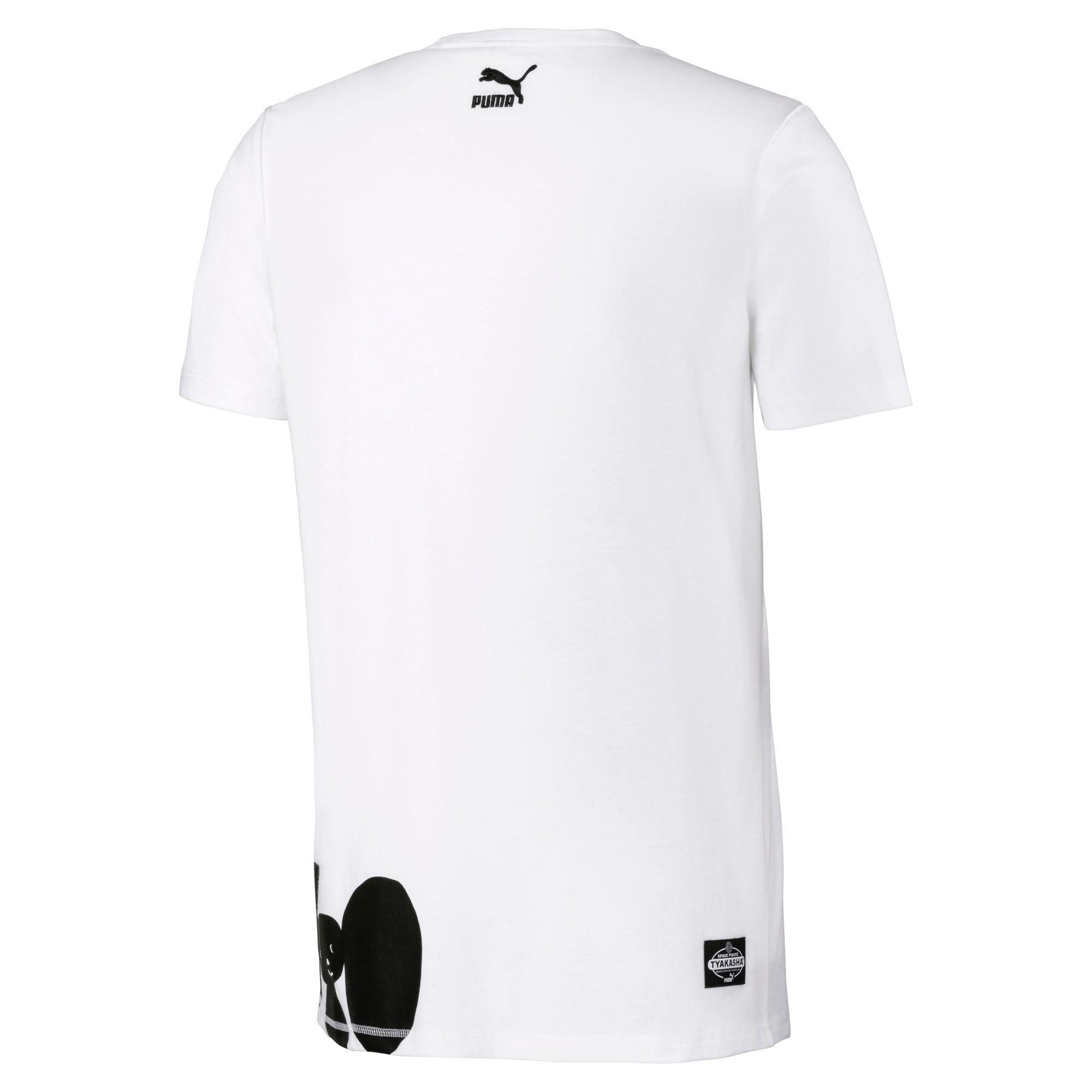 Thumbnail 3 of PUMA x TYAKASHA Tシャツ, Puma White, medium-JPN