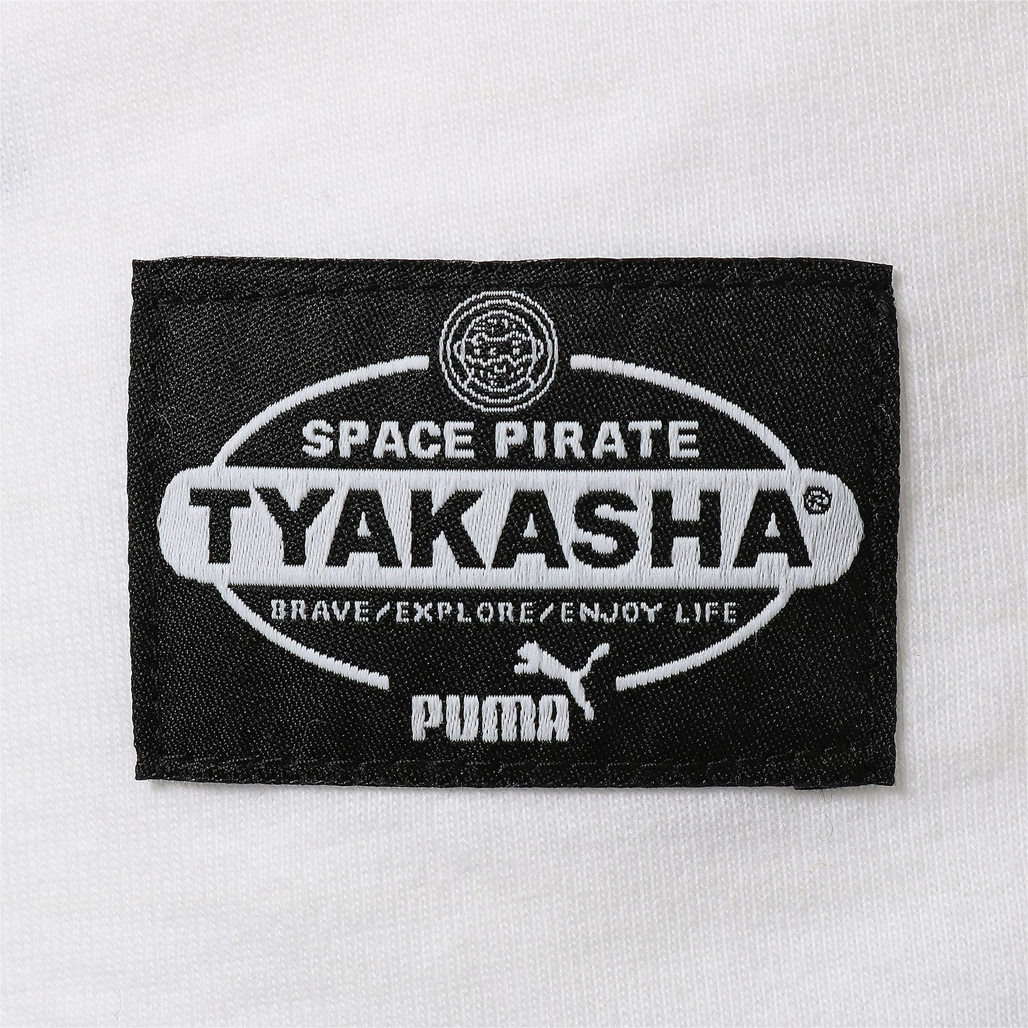 Thumbnail 10 of PUMA x TYAKASHA Tシャツ, Puma White, medium-JPN