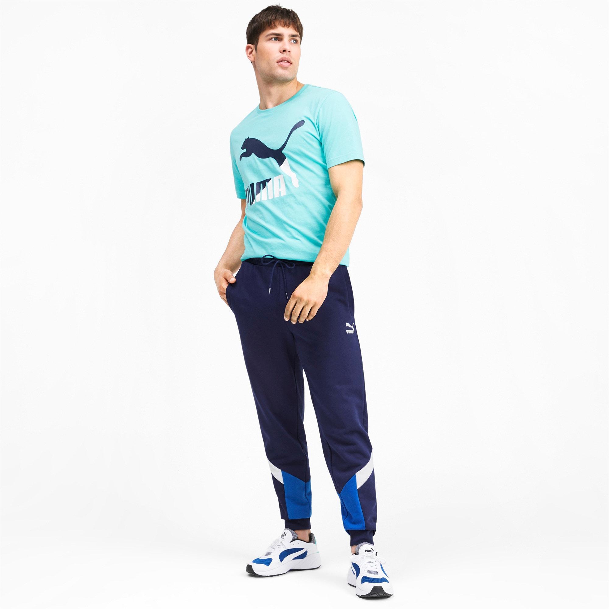 Thumbnail 4 of Iconic MCS Men's Track Pants, Peacoat, medium