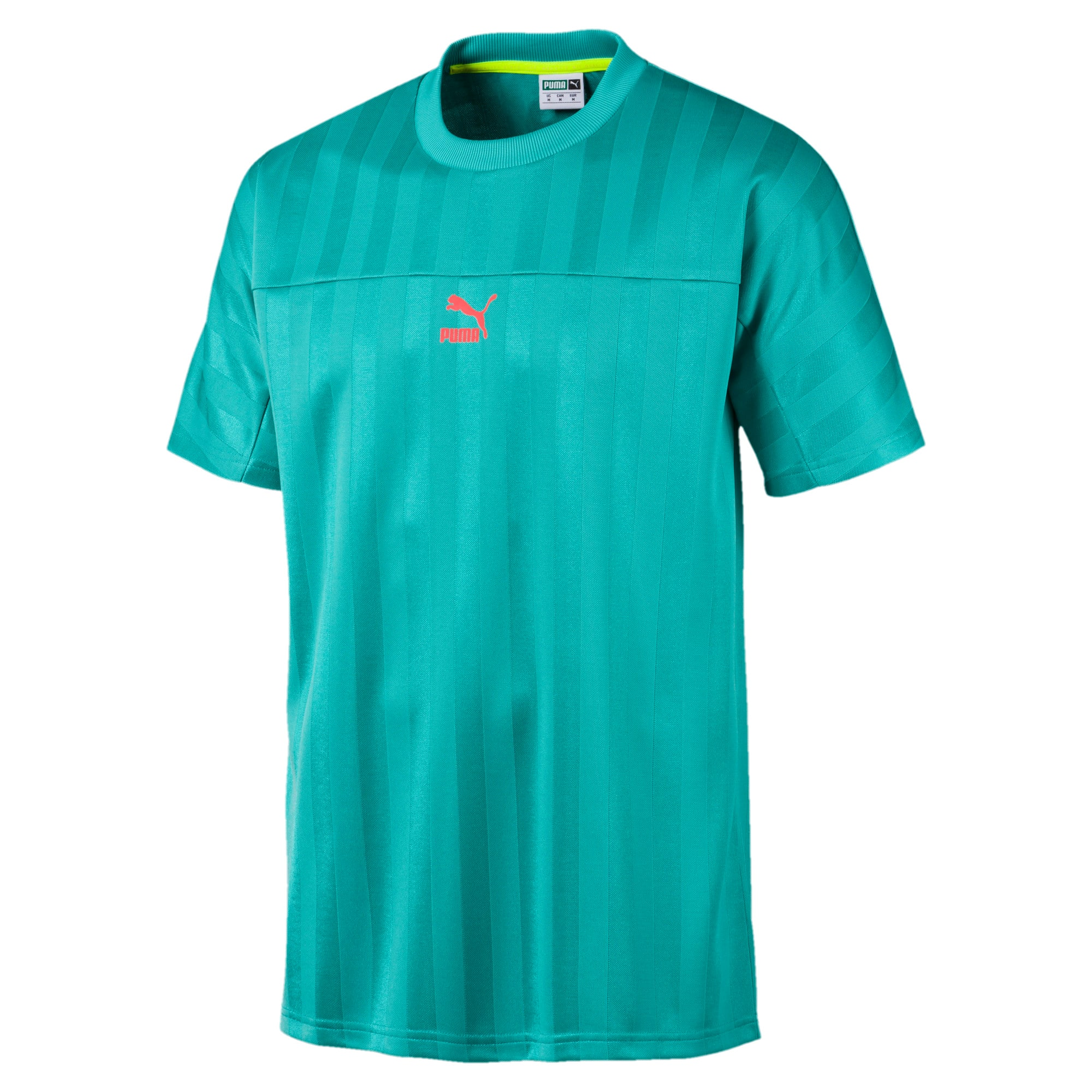 luXTG Men's Tee, Blue Turquoise, large
