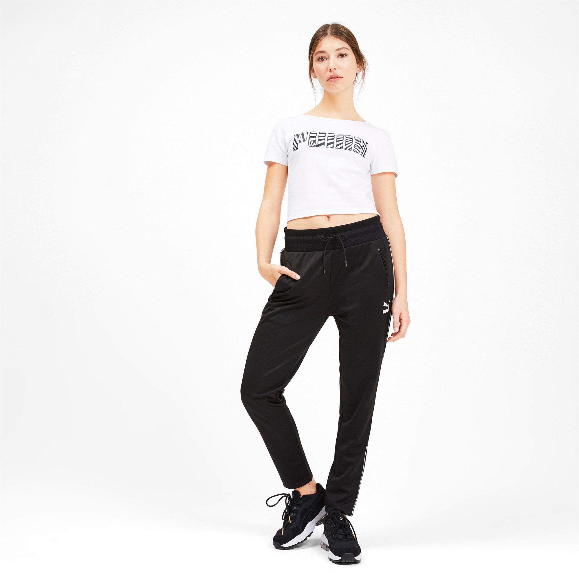 Miniatura 4 de Camiseta Claw para mujer, Puma White, mediano