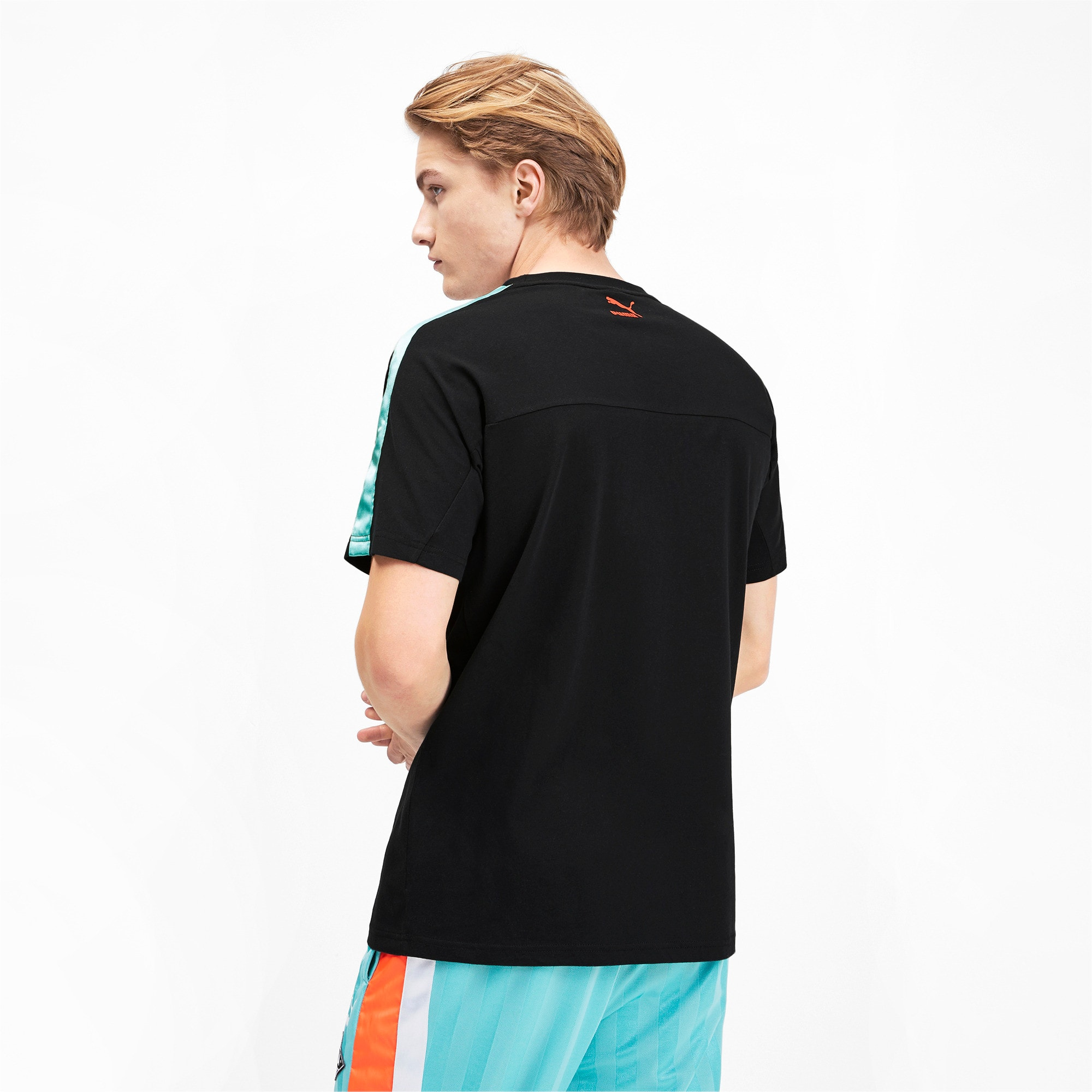 Thumbnail 2 of luXTG Men's Tee, Puma Black, medium