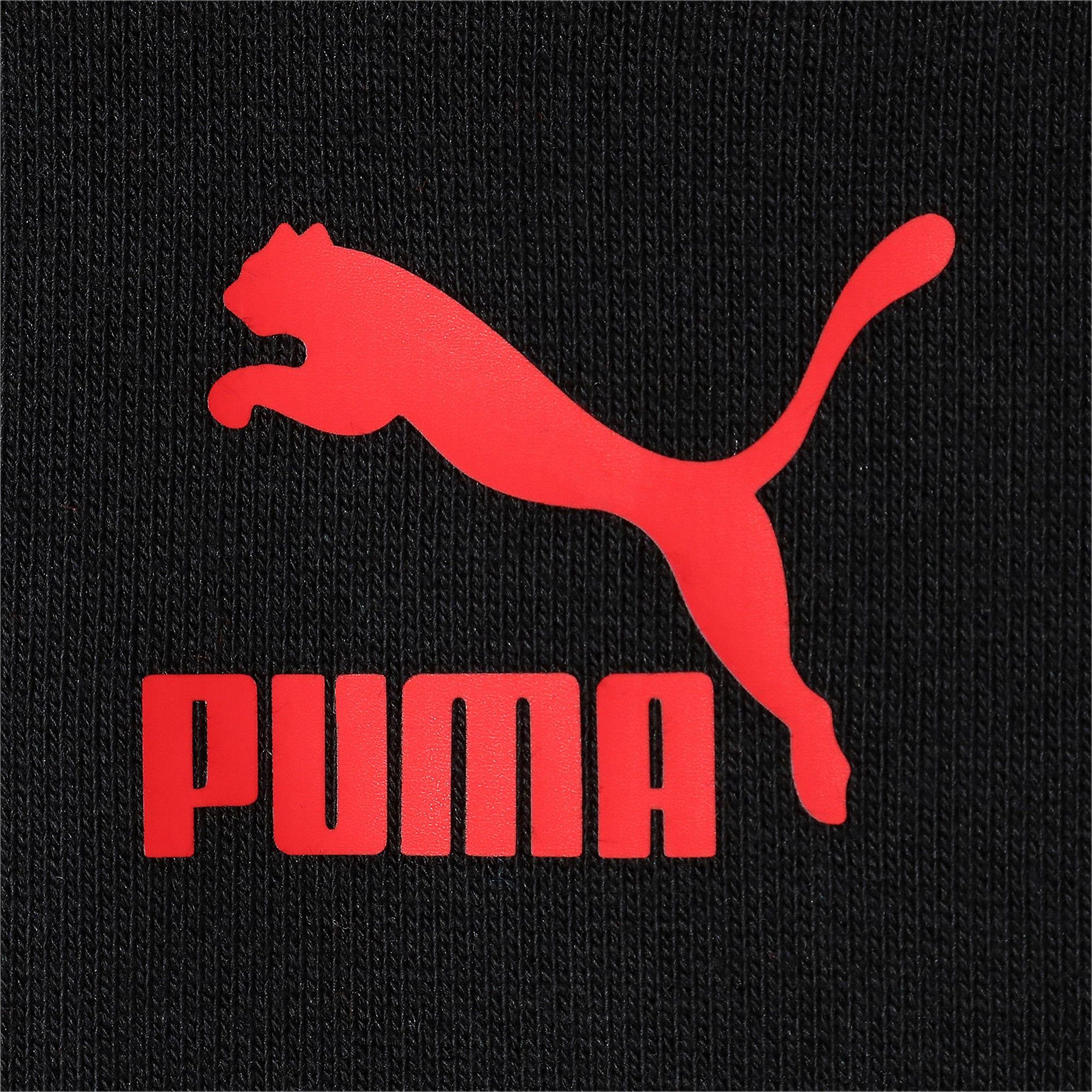 Thumbnail 7 of PUMA XTG フーディー, Puma Black-Red combo, medium-JPN