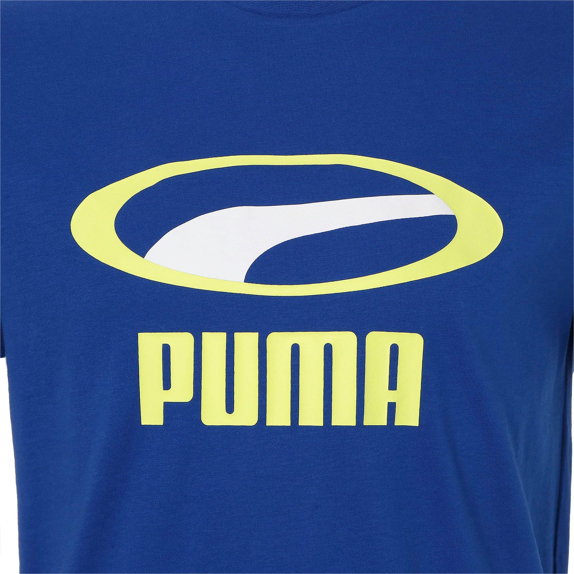 Thumbnail 10 of PUMA XTG グラフィック SS Tシャツ 半袖, Surf The Web, medium-JPN