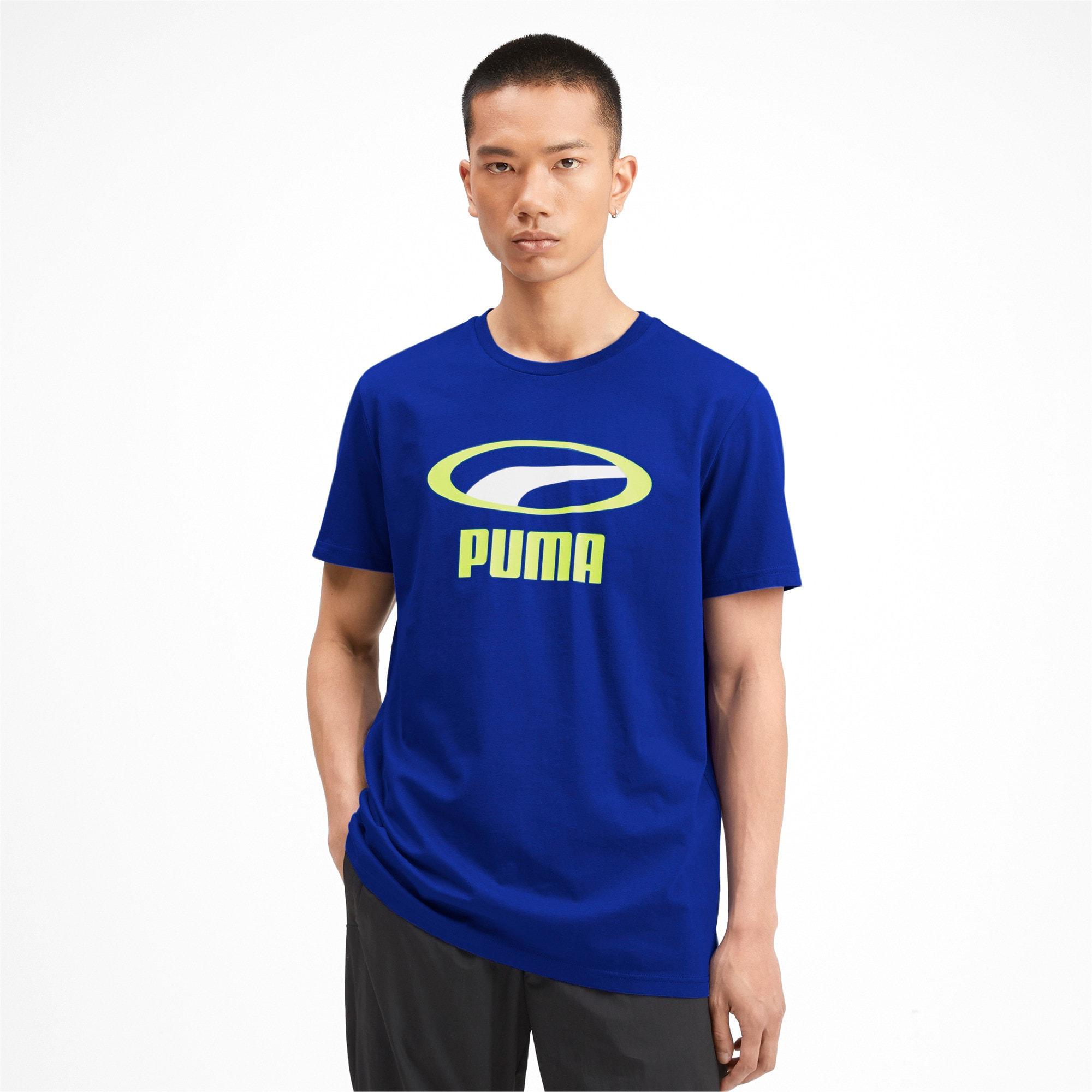 Thumbnail 2 of PUMA XTG グラフィック SS Tシャツ 半袖, Surf The Web, medium-JPN