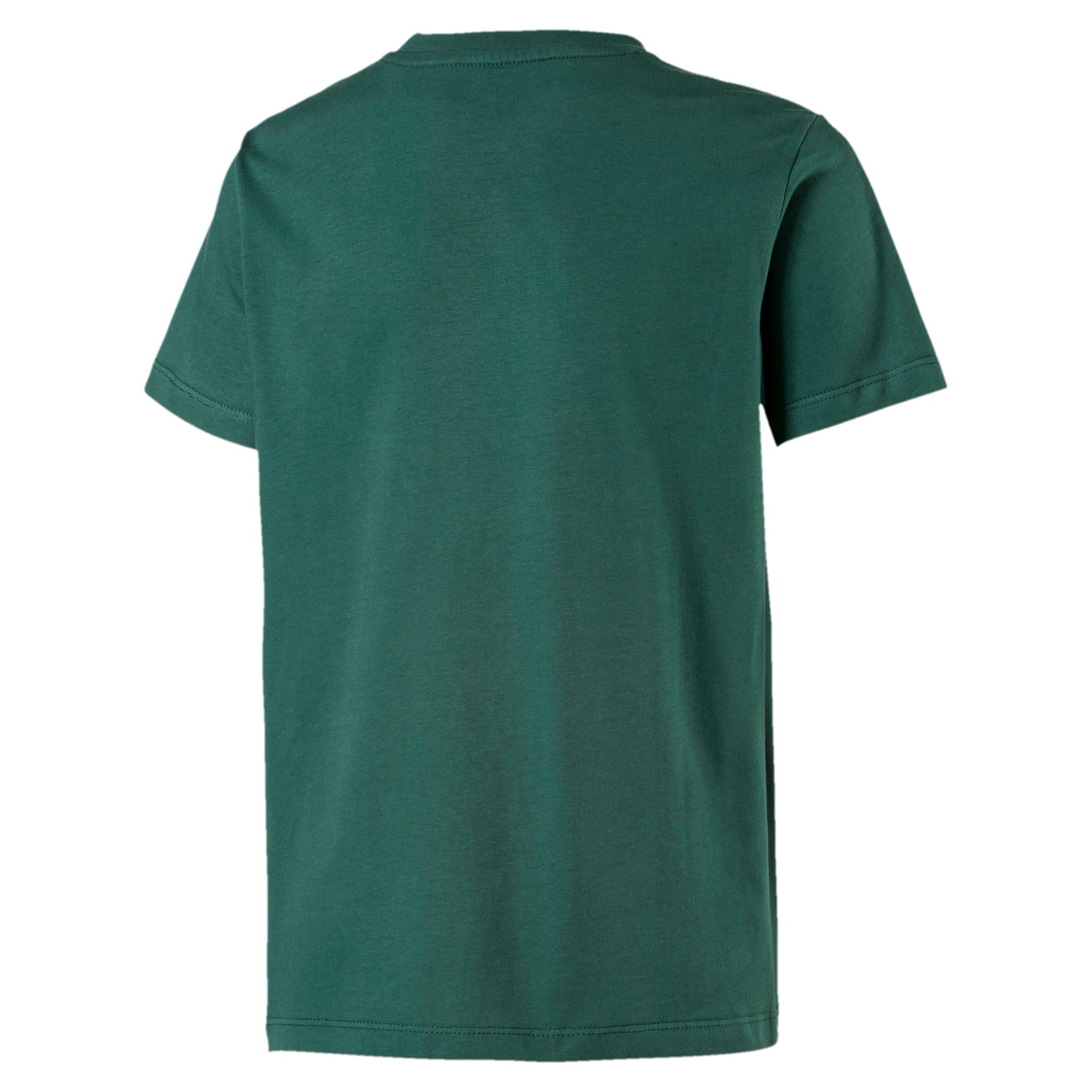 Thumbnail 2 of Street Wear Logo Kids' Tee, Bistro Green, medium