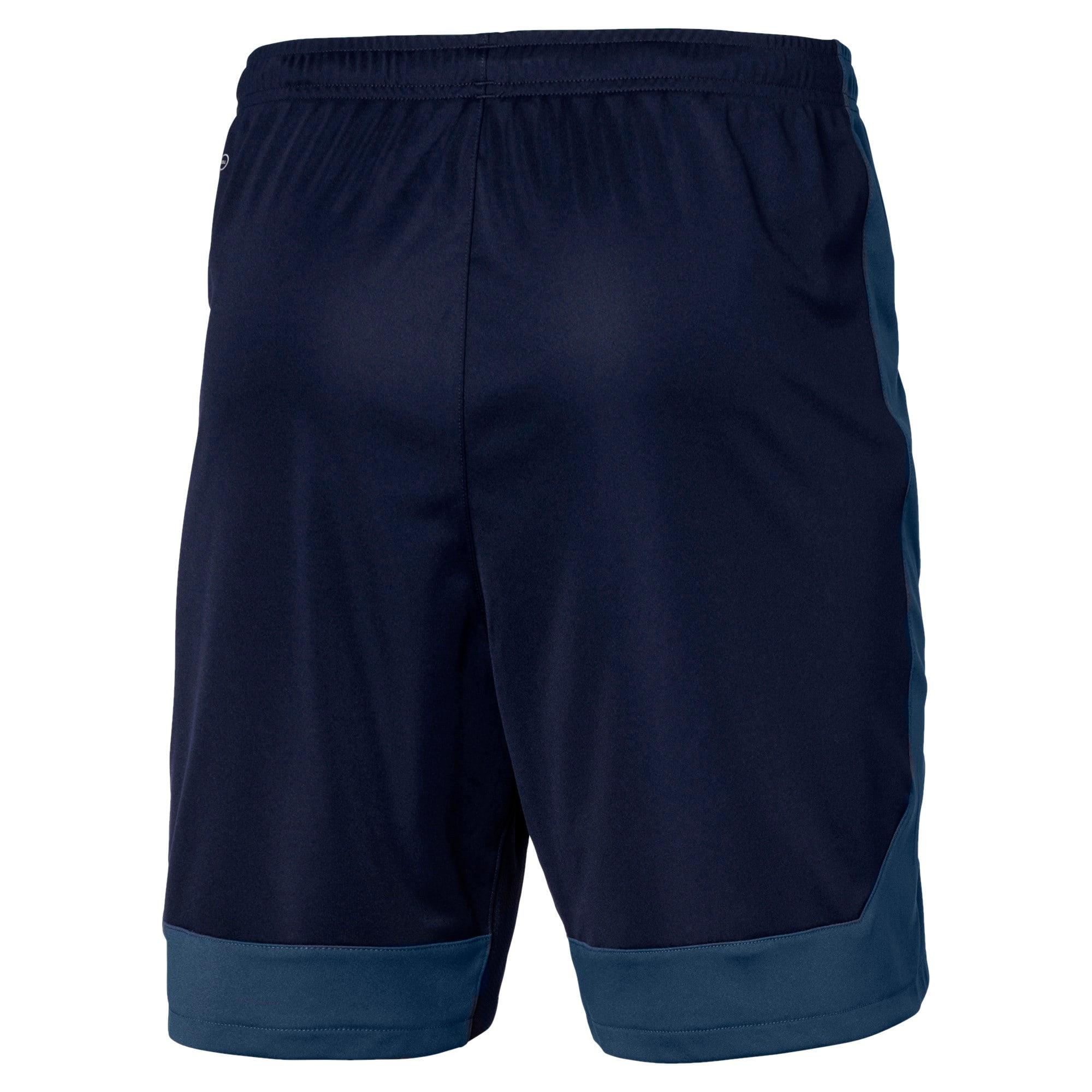 Thumbnail 4 of ftblNXT Men's Training Shorts, Peacoat-Dark Denim, medium