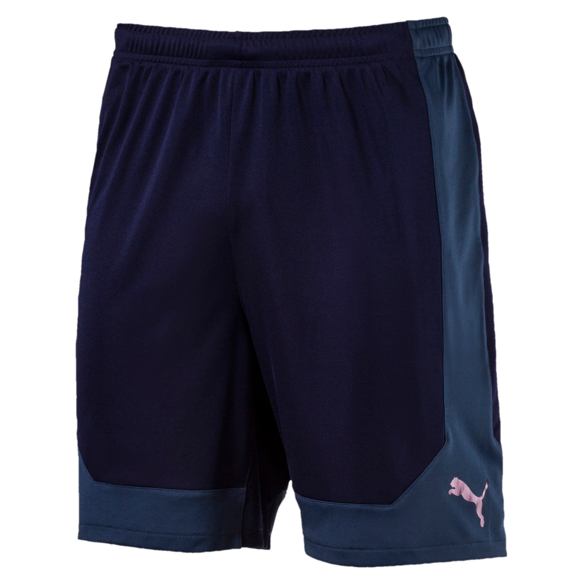 Thumbnail 1 of ftblNXT Men's Training Shorts, Peacoat-Dark Denim, medium
