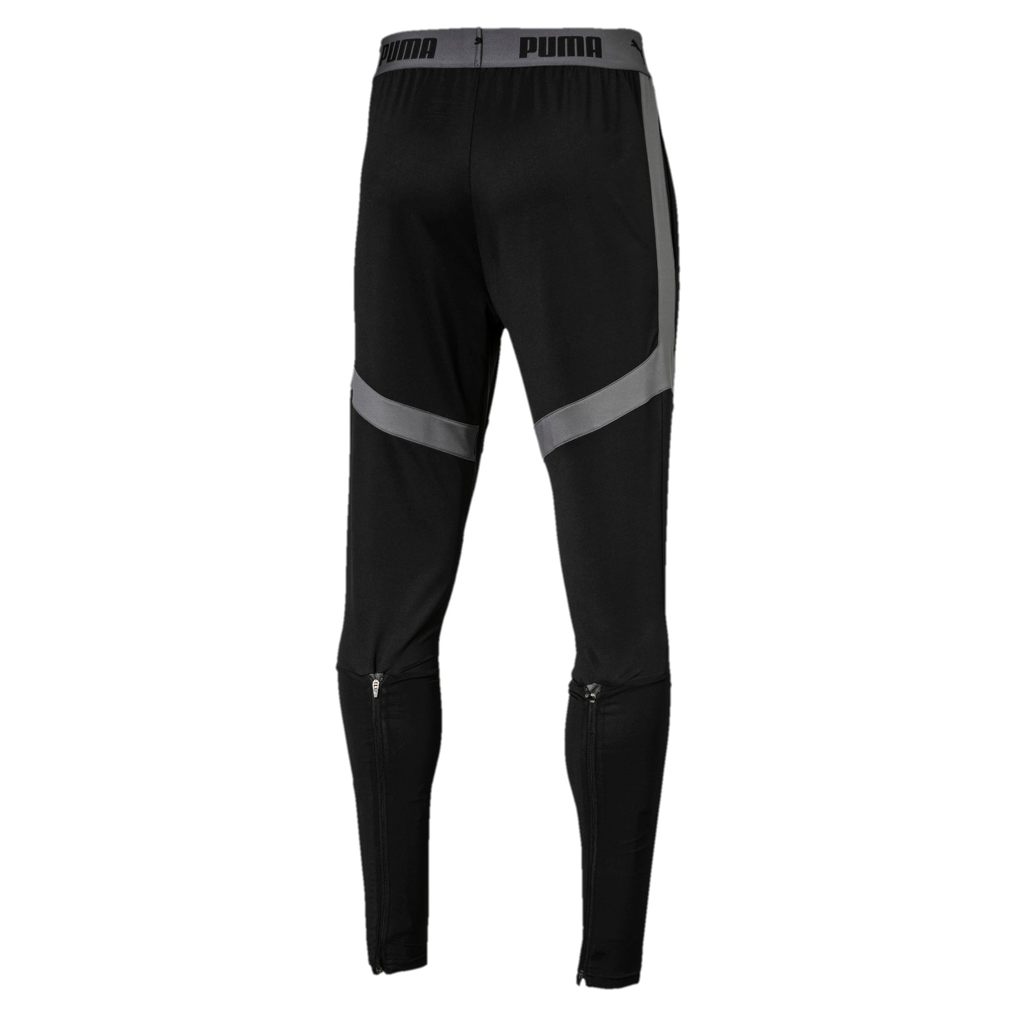 Thumbnail 2 of ftblNXT Men's Pro Pants, Puma Black-Iron Gate, medium