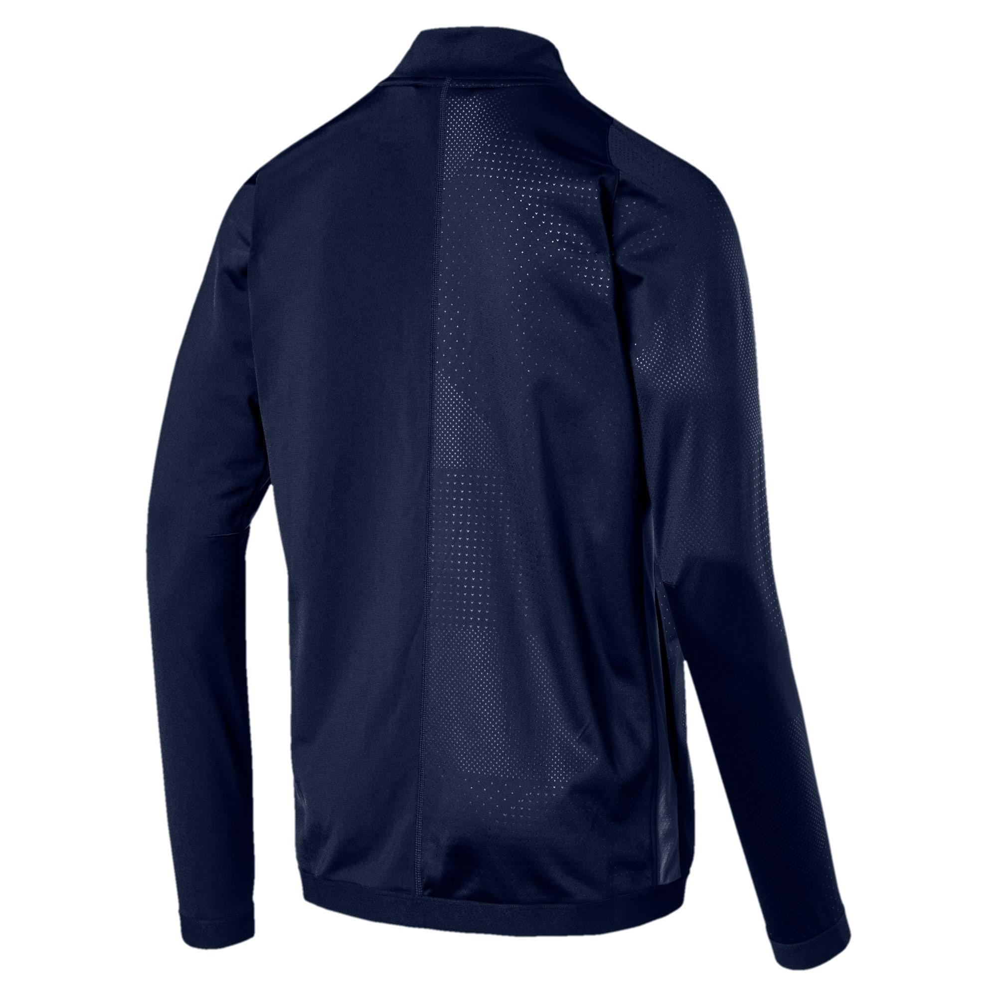 Thumbnail 3 of ftblNXT Zip-Up Men's Track Jacket, Peacoat, medium