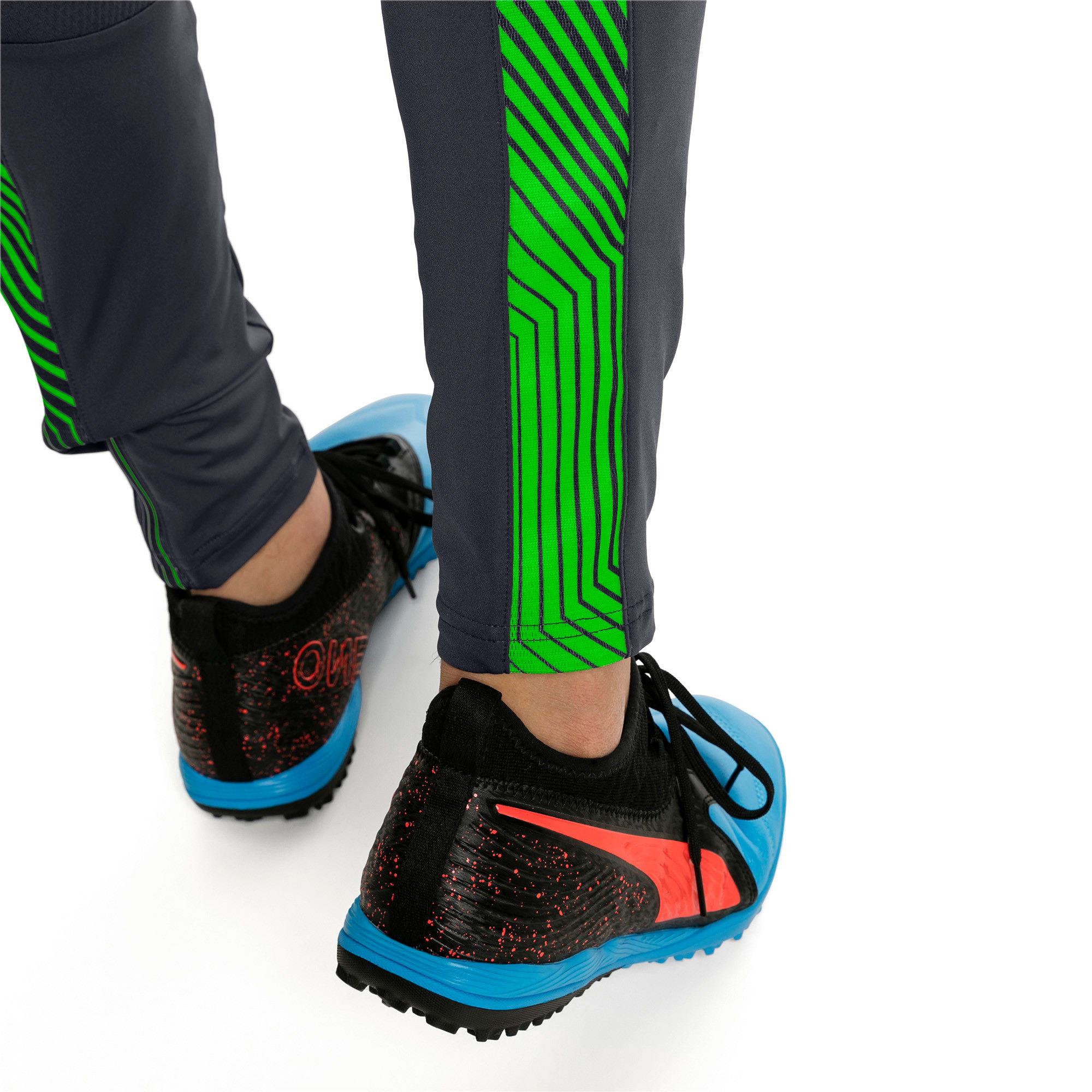 Thumbnail 7 of ftblNXT Men's Pro Training Pants, Ebony-Green Gecko, medium