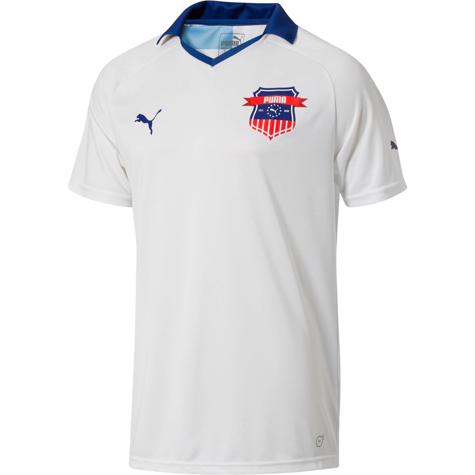 Thumbnail 1 of July Fourth Jersey II, Puma White, medium