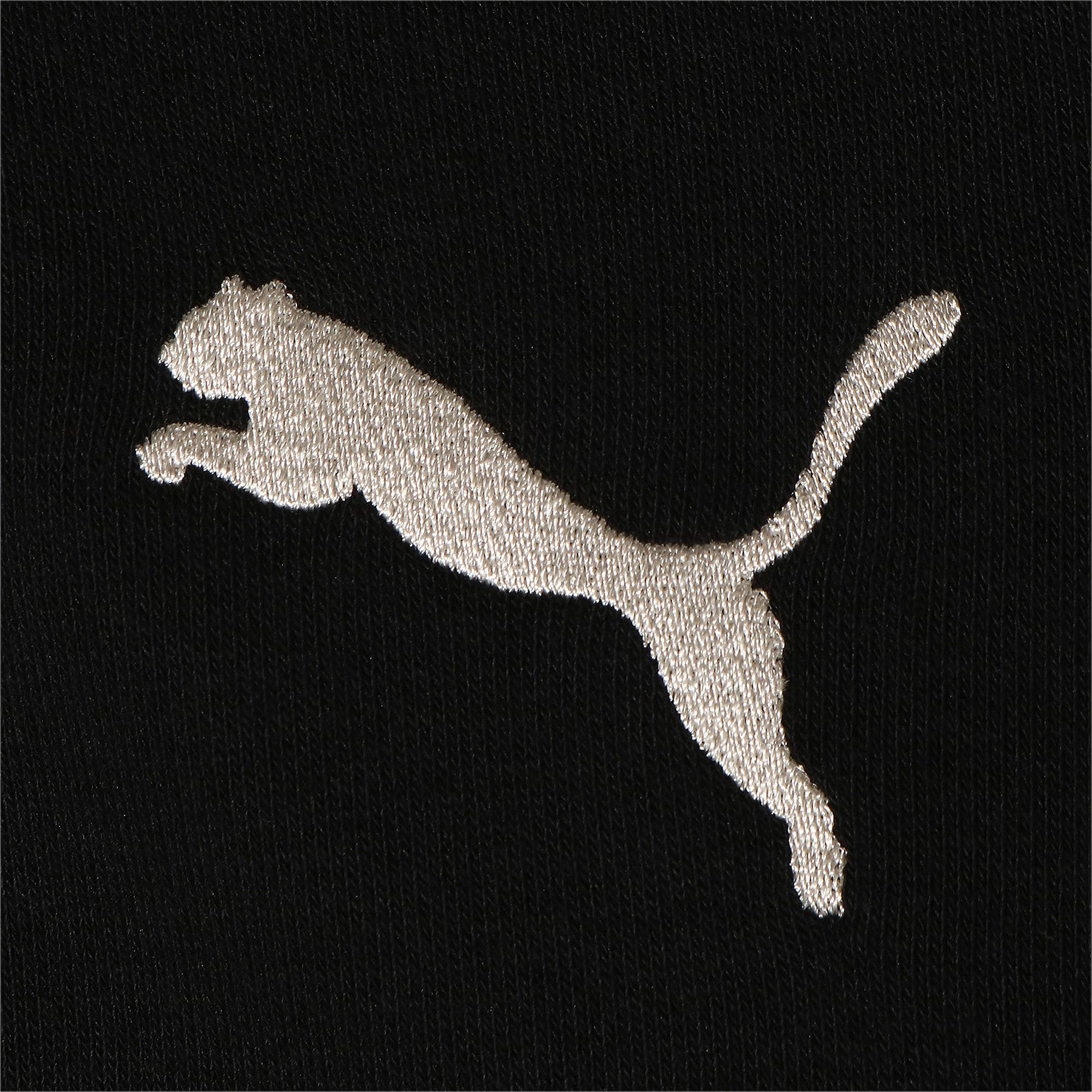 Thumbnail 4 of カップ カジュアル フーデッド ジャケット, Puma Black-whisper white, medium-JPN
