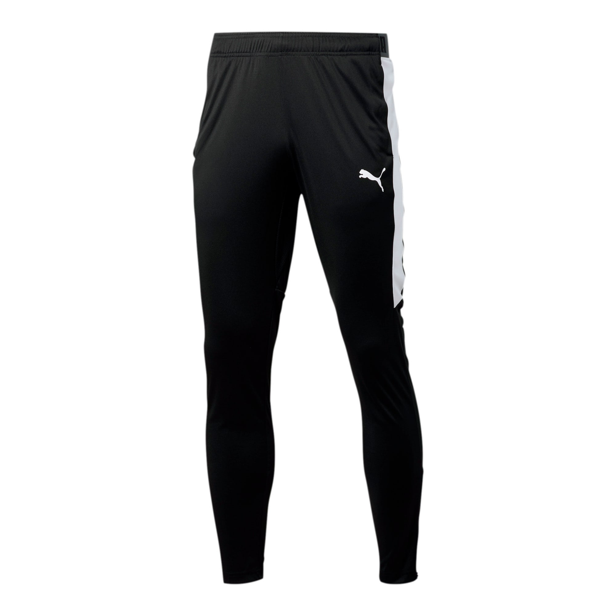 Thumbnail 2 of Men's Speed Pants, Puma Black-Puma White, medium