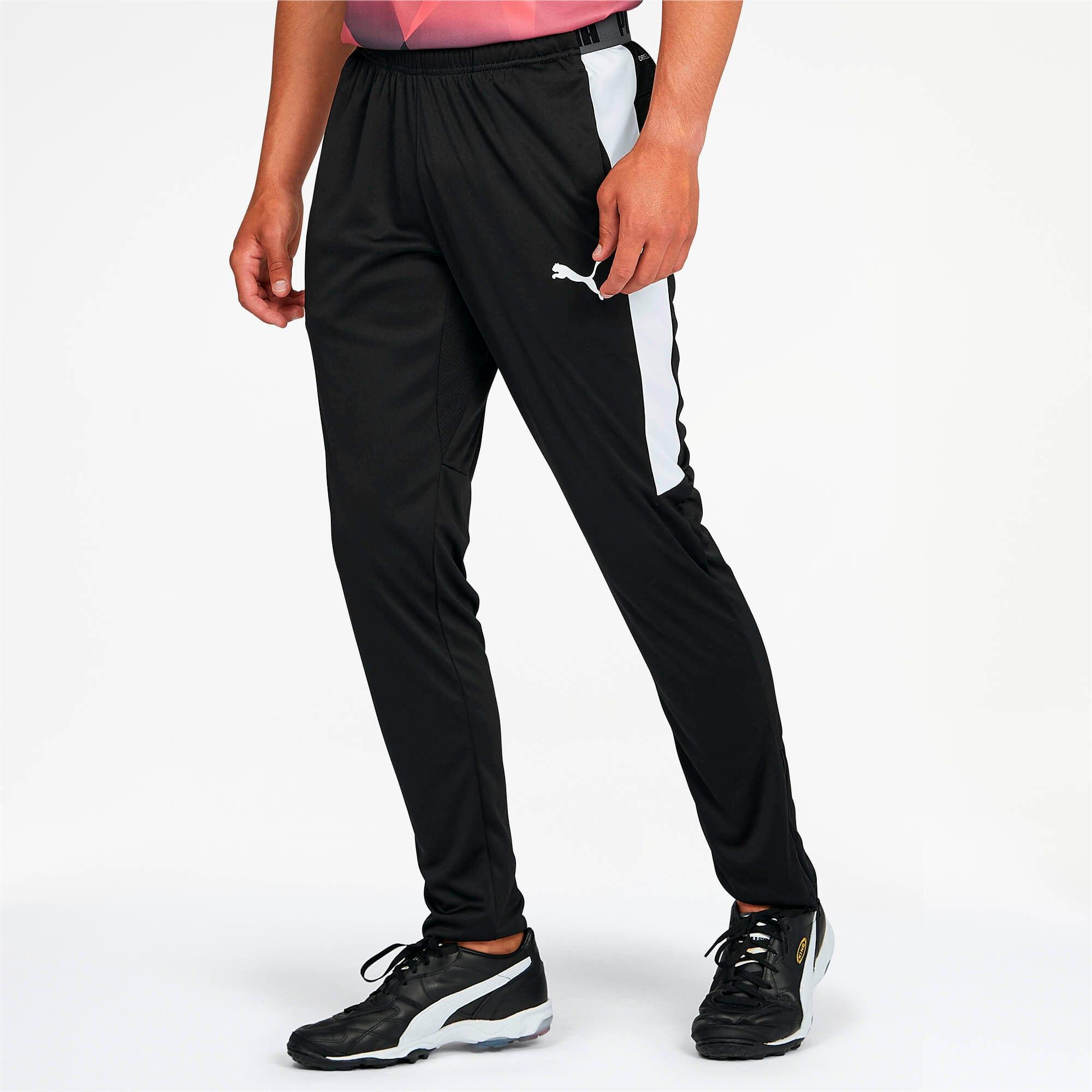 Thumbnail 1 of Men's Speed Pants, Puma Black-Puma White, medium
