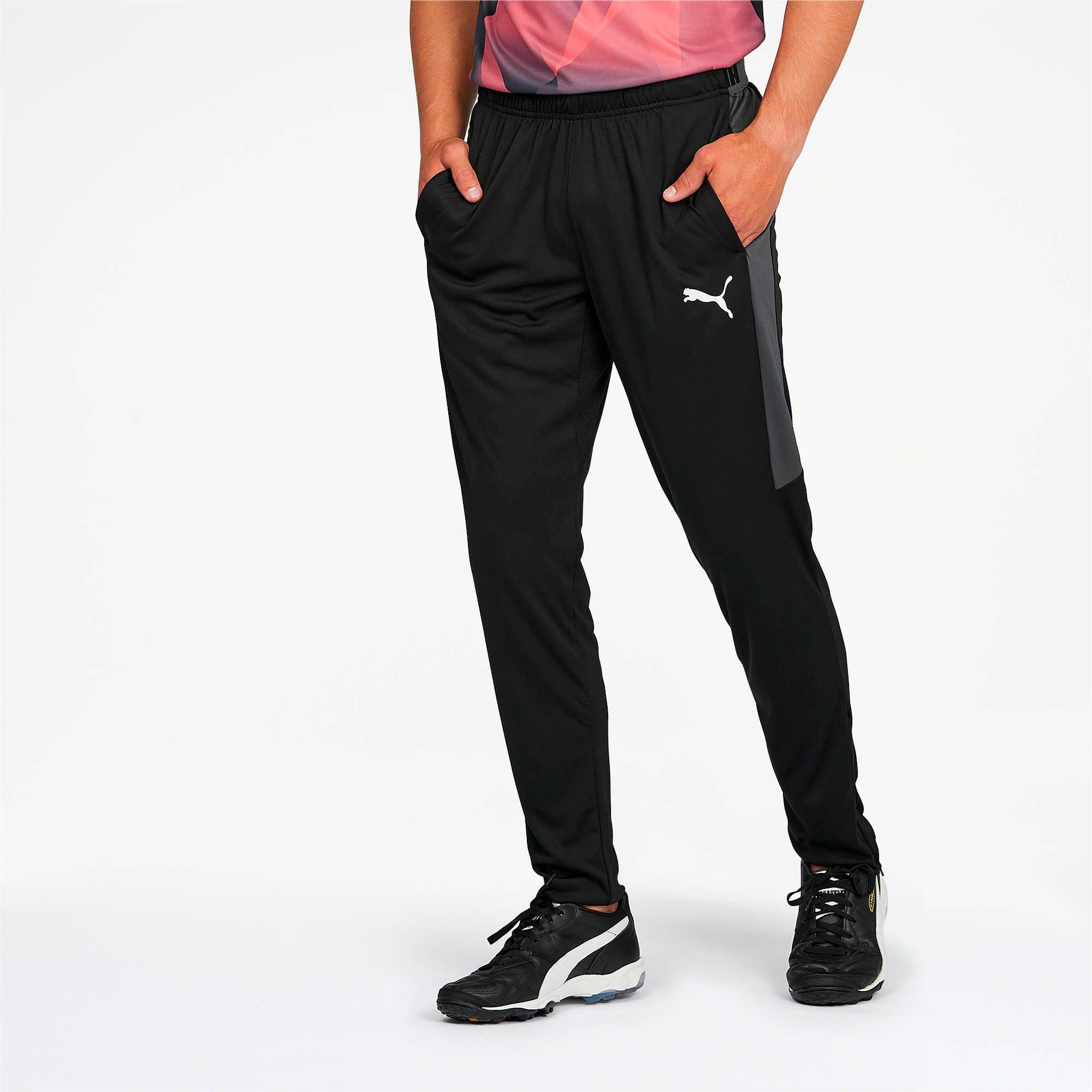 Miniatura 1 de Pantalones Speed para hombre, Puma Black-Asphalt, mediano