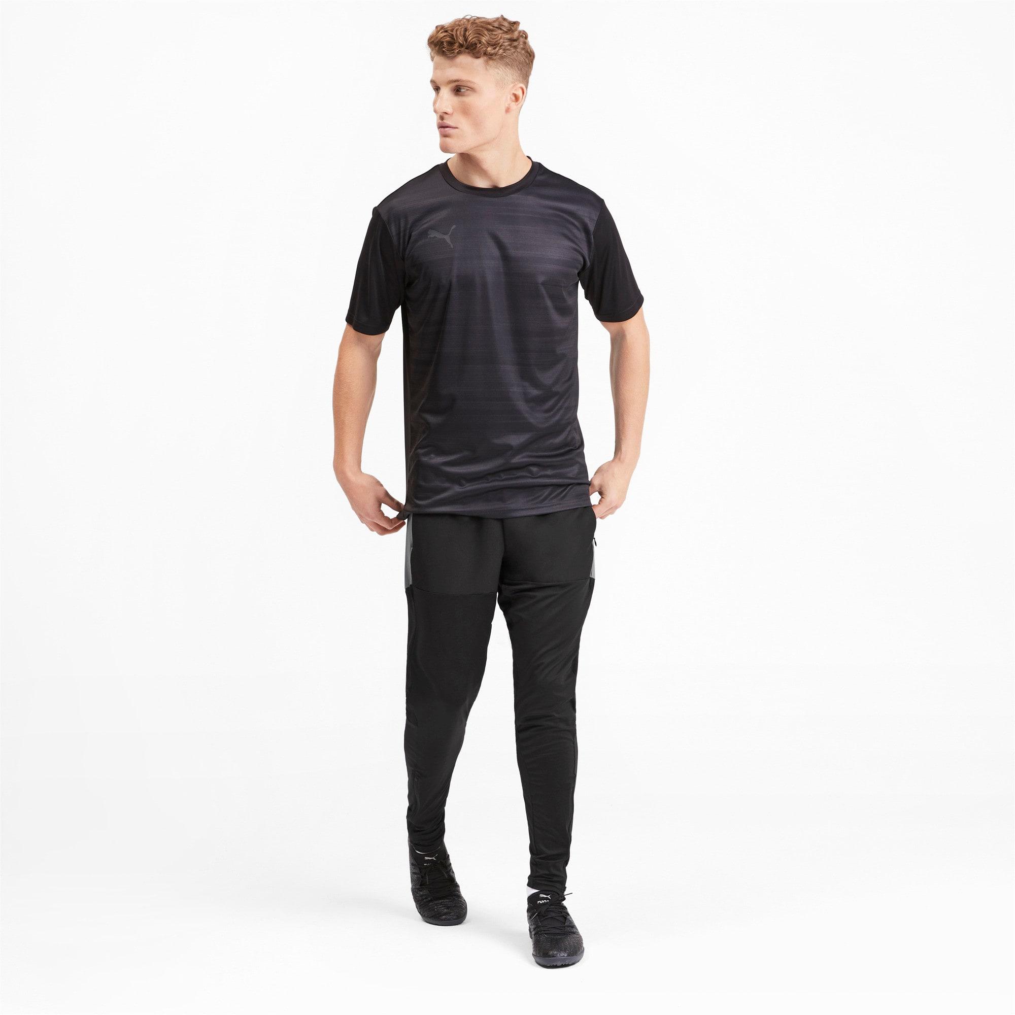 Thumbnail 3 of ftblNXT Men's Pro Pants, Puma Black-Nrgy Red, medium