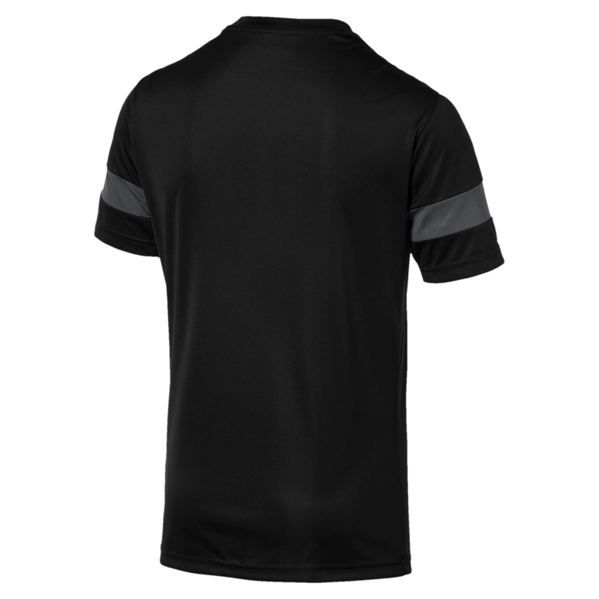 Thumbnail 5 of Herren Trainingsshirt, Puma Black-Asphalt, medium