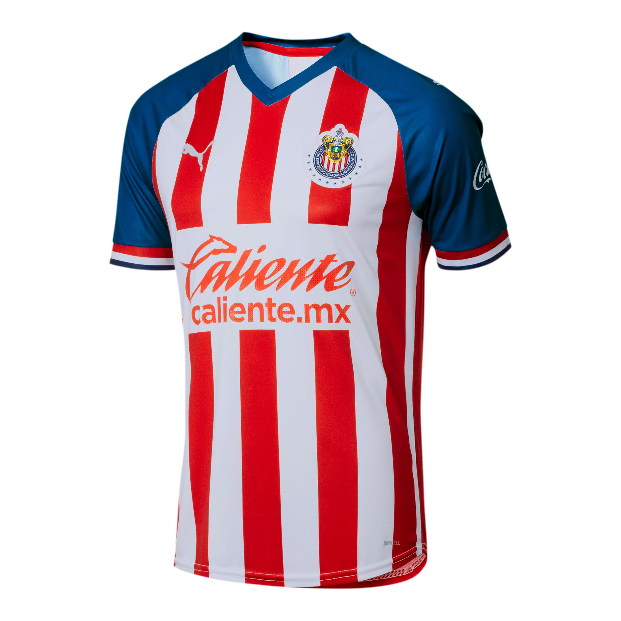 finest selection 58dfc 758b6 Chivas 2019-20 Men's Home Promo Jersey