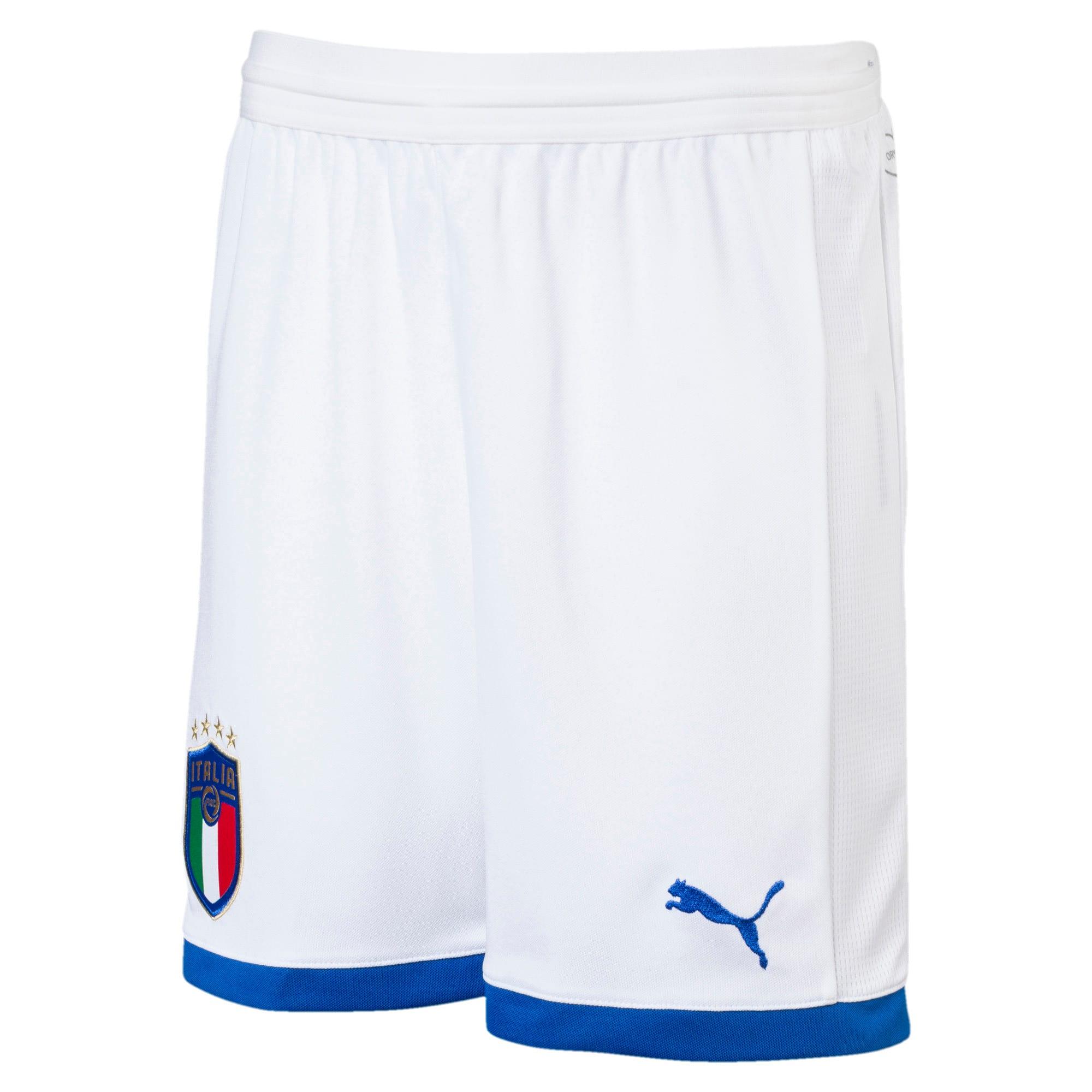 Thumbnail 1 of Italia Kinder Shorts, Puma White-AWAY, medium