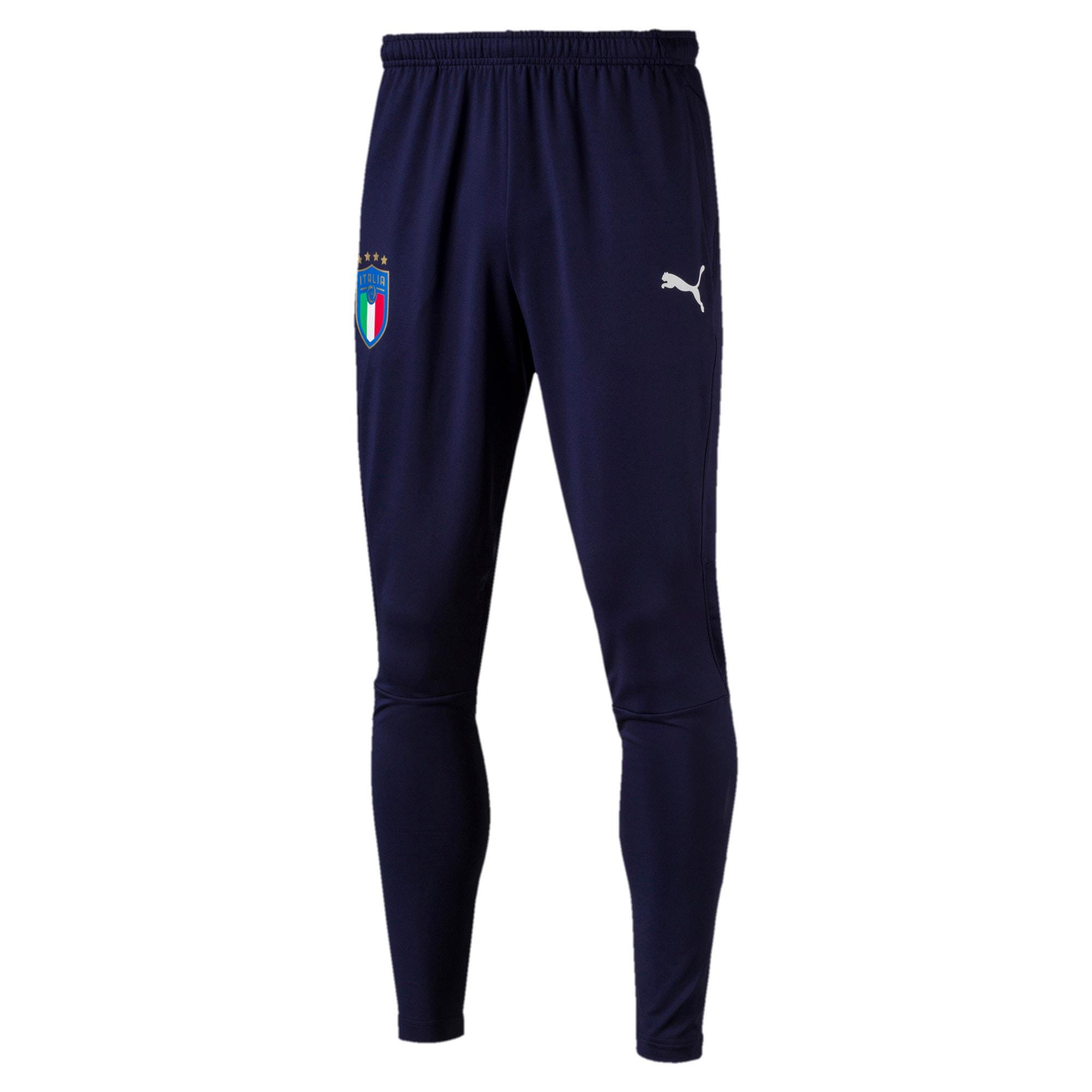 Thumbnail 1 of Italia Training Pants Zipped Pockets, Peacoat, medium