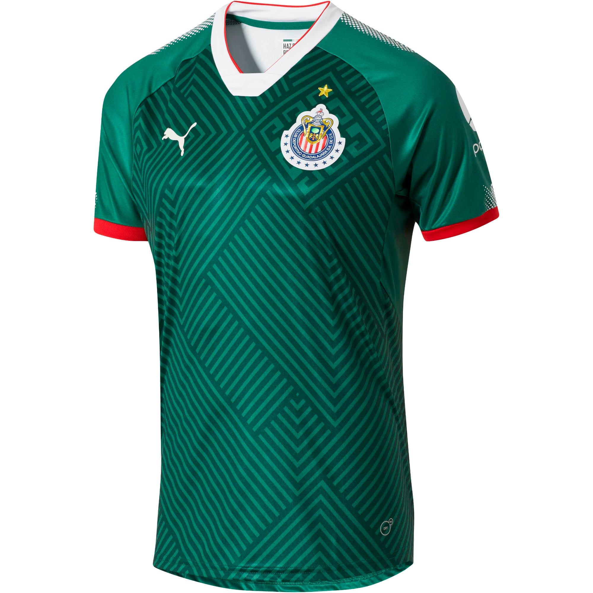 on sale 38398 b832e 2017/18 Chivas Third Replica Jersey
