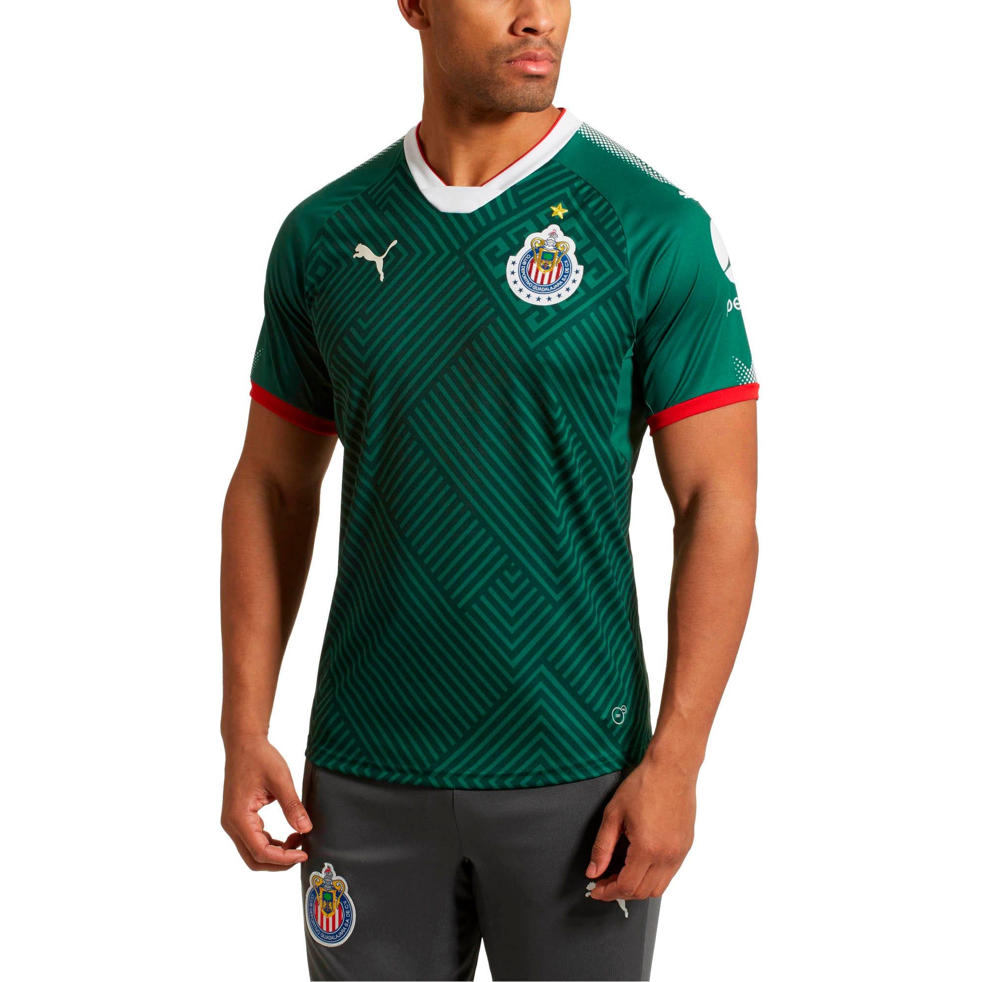 on sale c9888 b00f9 2017/18 Chivas Third Replica Jersey
