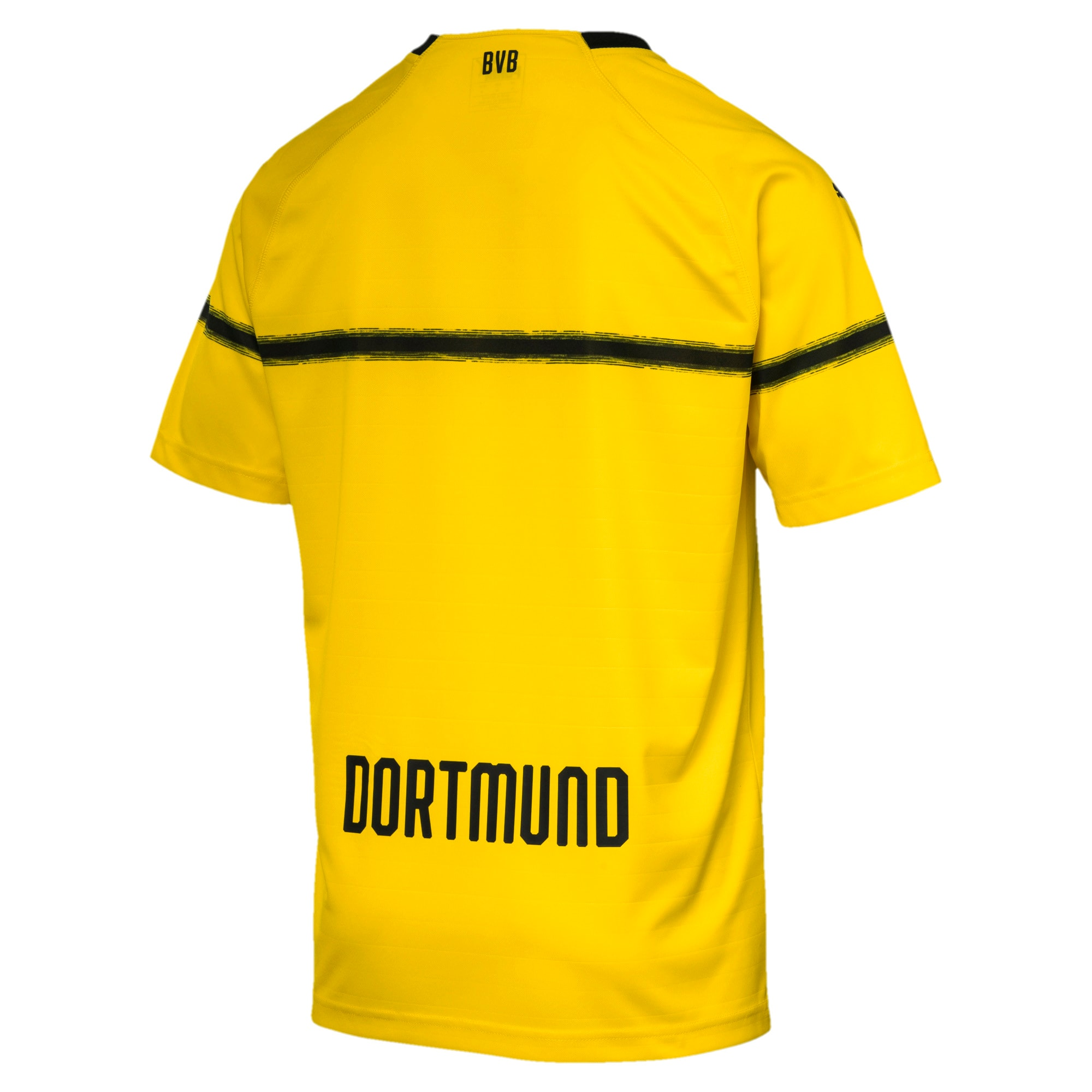 BVB Men's Cup Replica Jersey, Cyber Yellow, large