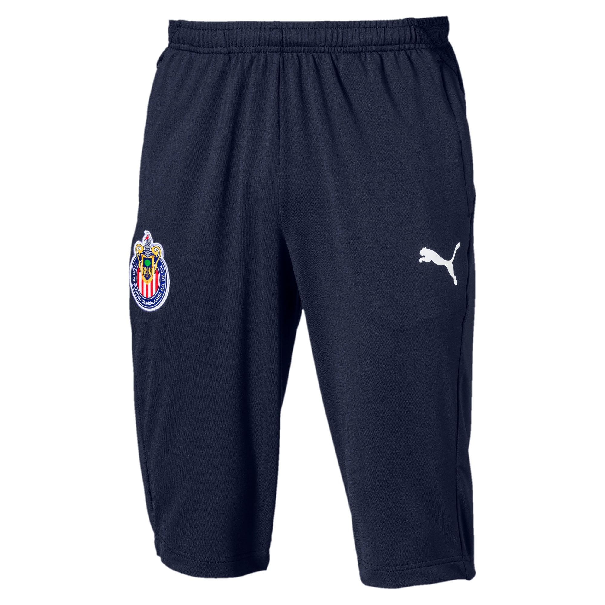 quality design f4e04 65fbc Chivas Men's 3/4 Training Pants