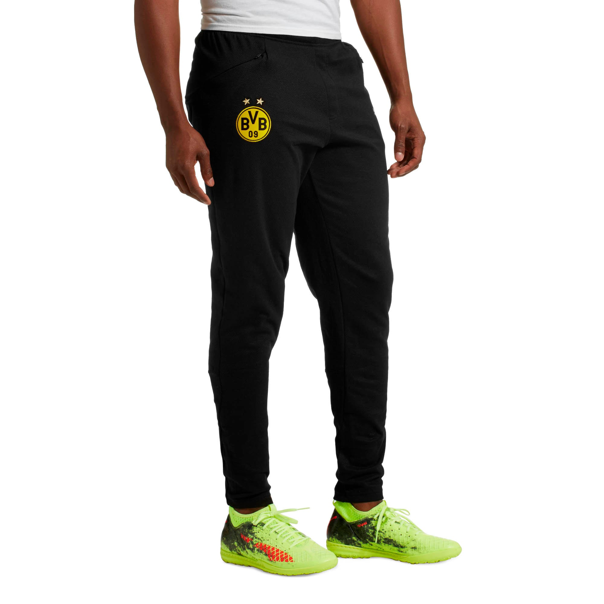 Thumbnail 2 of BVB Casual Men's Sweatpants, Puma Black, medium