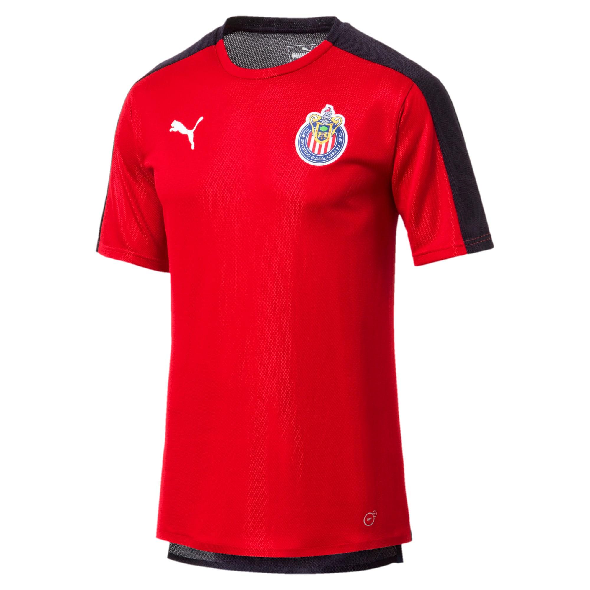 Thumbnail 1 of Chivas Stadium Jersey, Puma Red, medium