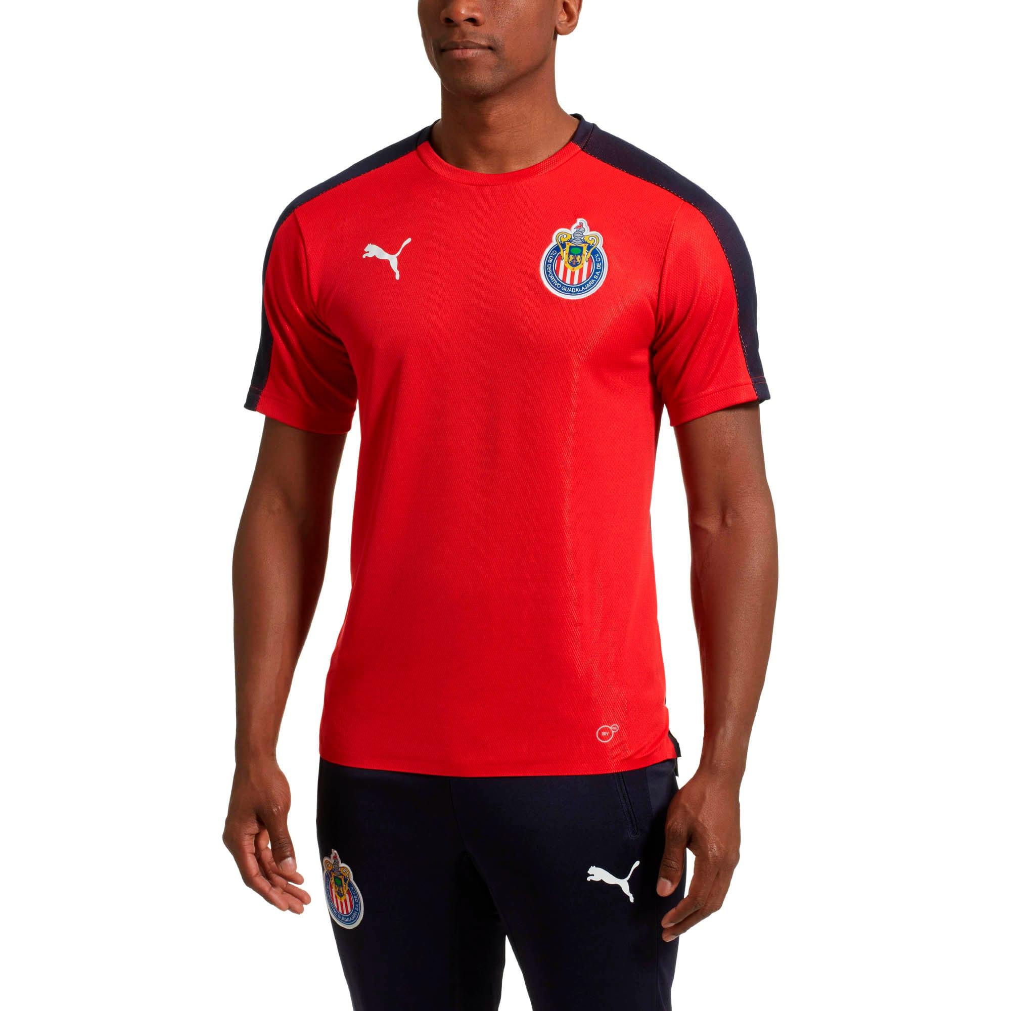 Miniatura 2 de CamisetaChivas Stadium, Puma Red, mediano