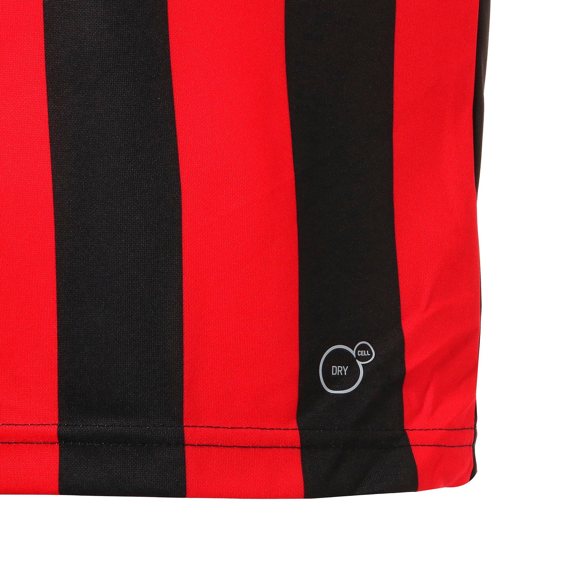Thumbnail 6 of AC MILAN SS ホーム レプリカシャツ 半袖, Tango Red-Puma Black, medium-JPN