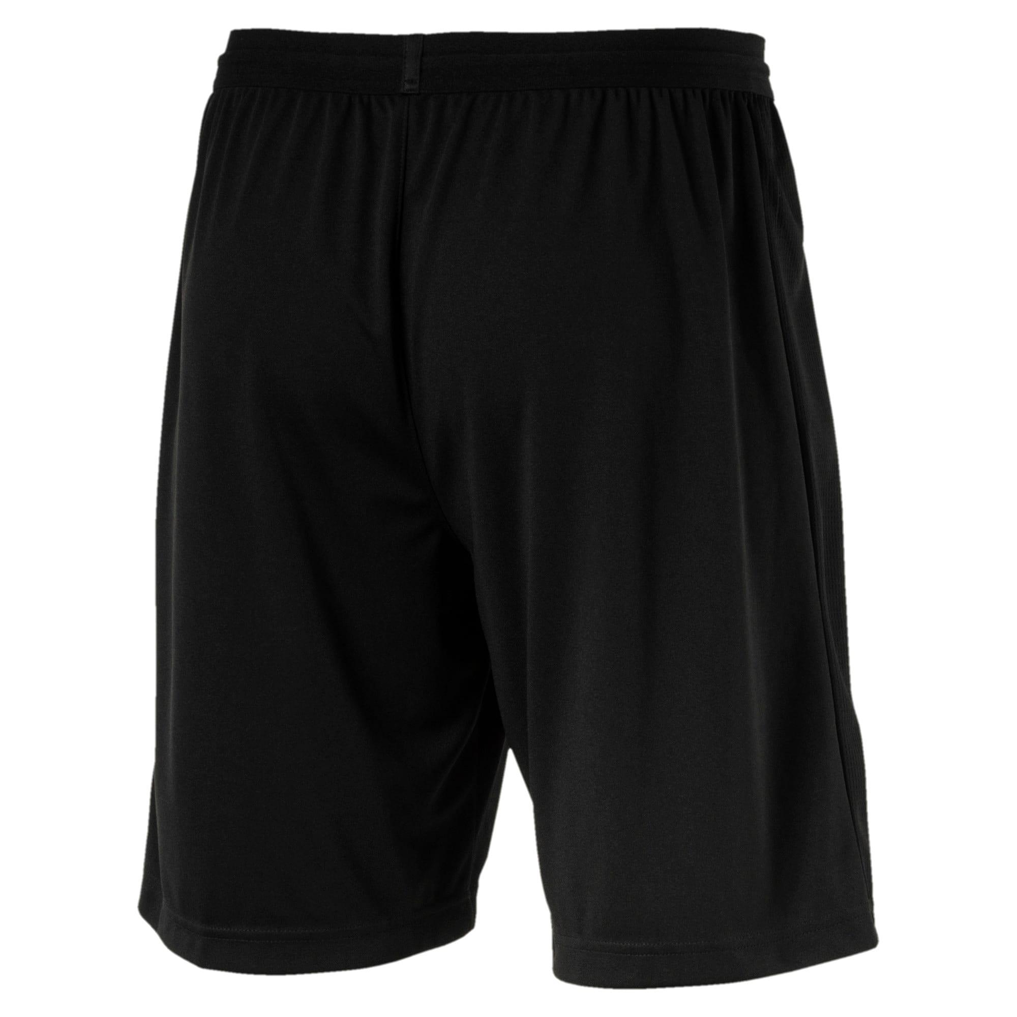 Thumbnail 2 of AC Milan Men's Replica Shorts, Puma Black-Puma White, medium