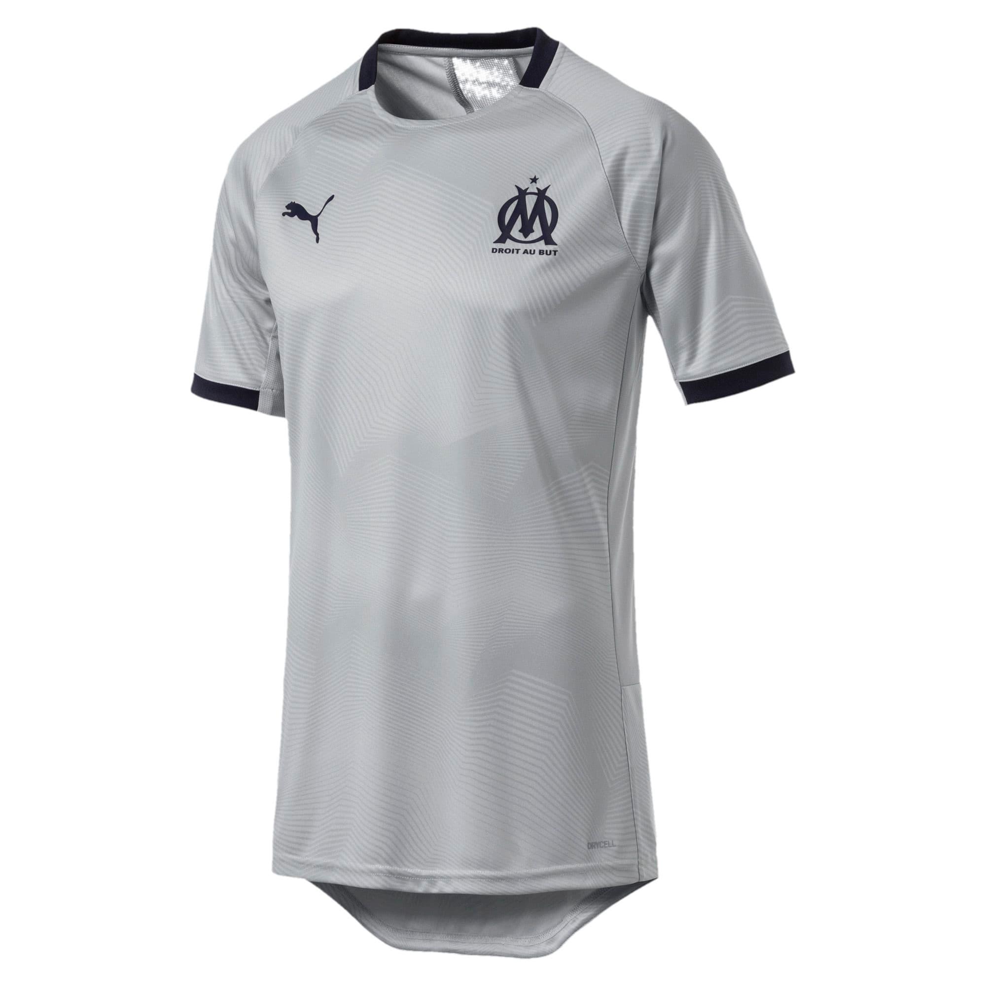 new concept 65c92 60cc7 Olympique de Marseille Men's Graphic Jersey