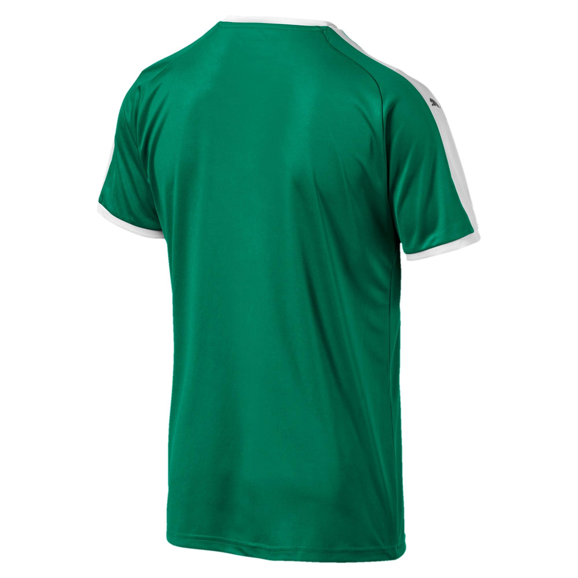 Thumbnail 2 of Senegal Men's Away Replica Jersey, Pepper Green-Puma White, medium