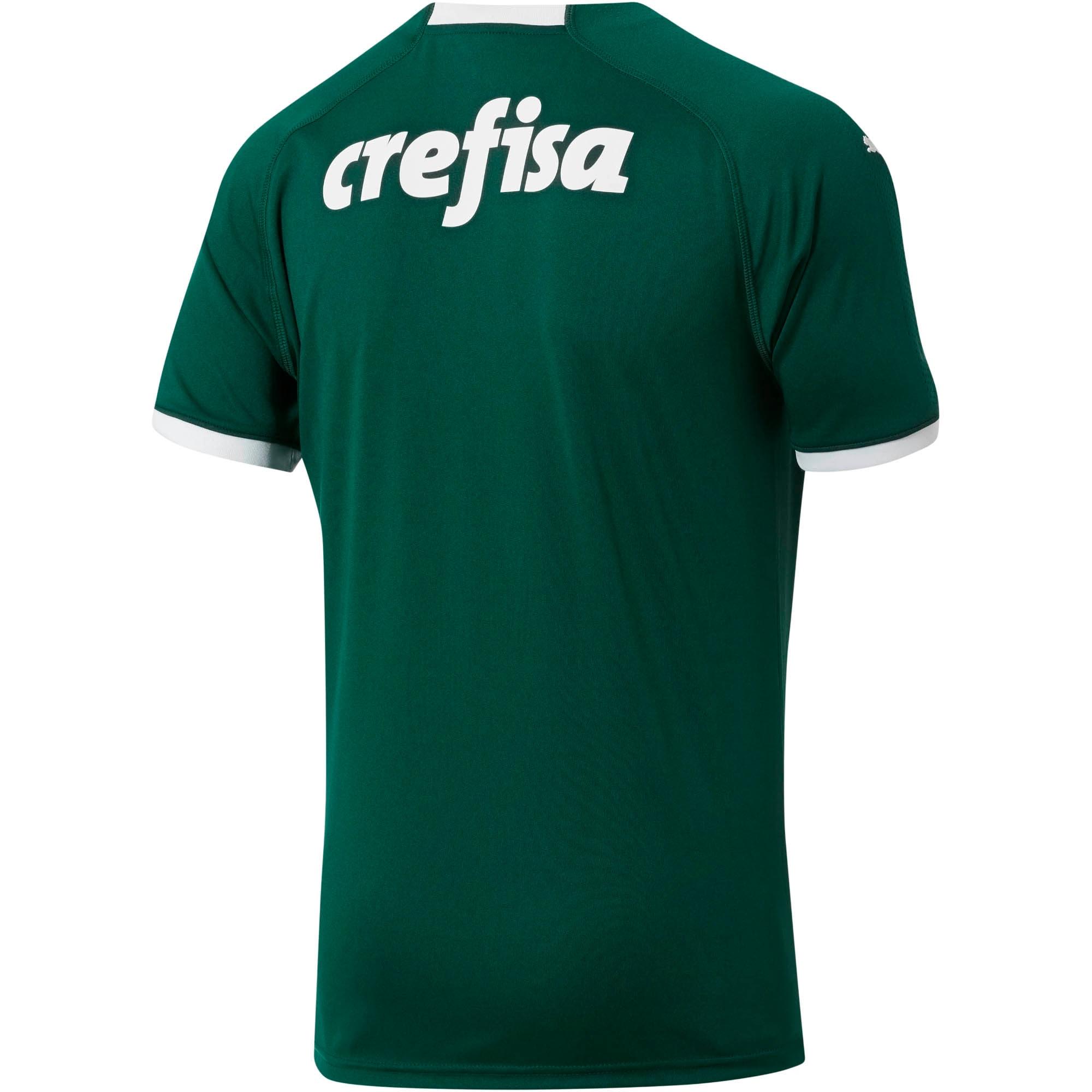 Thumbnail 3 of Palmeiras Home Replica Jersey I, Pepper Green, medium