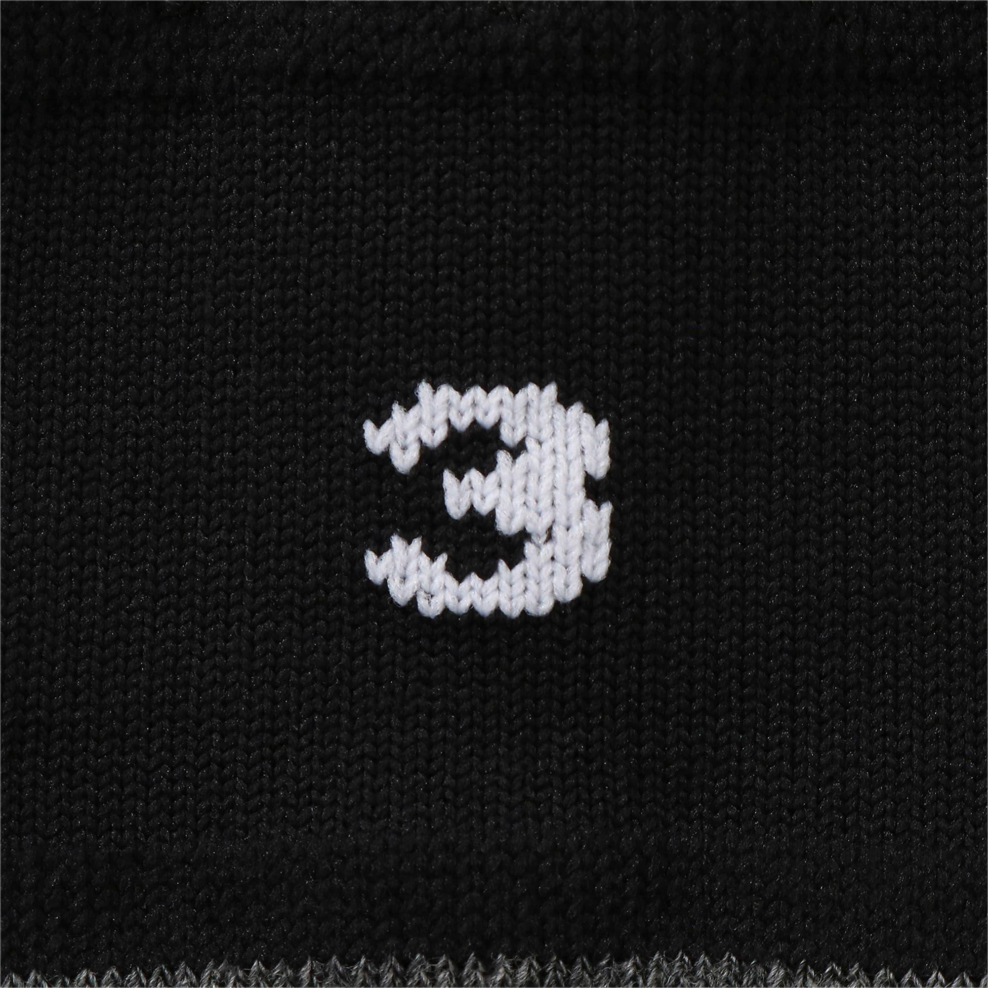 Thumbnail 8 of マンチェスター・シティ MCFC スパイラル ストッキング, Puma Black-Georgia Peach, medium-JPN