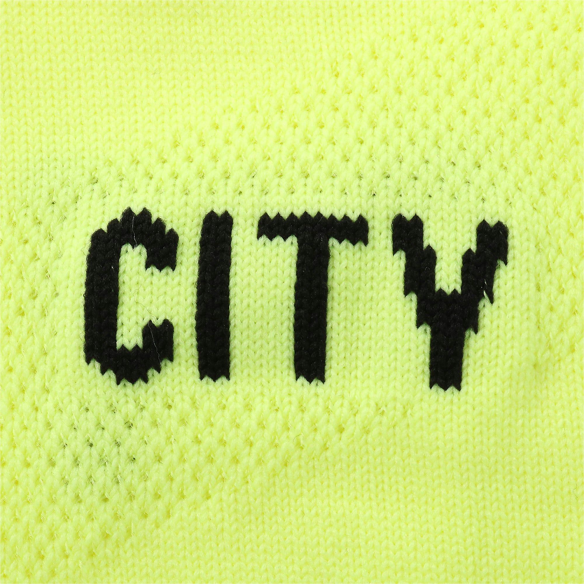 Thumbnail 7 of マンチェスター・シティ MCFC スパイラル ストッキング, Fizzy Yellow-Puma Black, medium-JPN