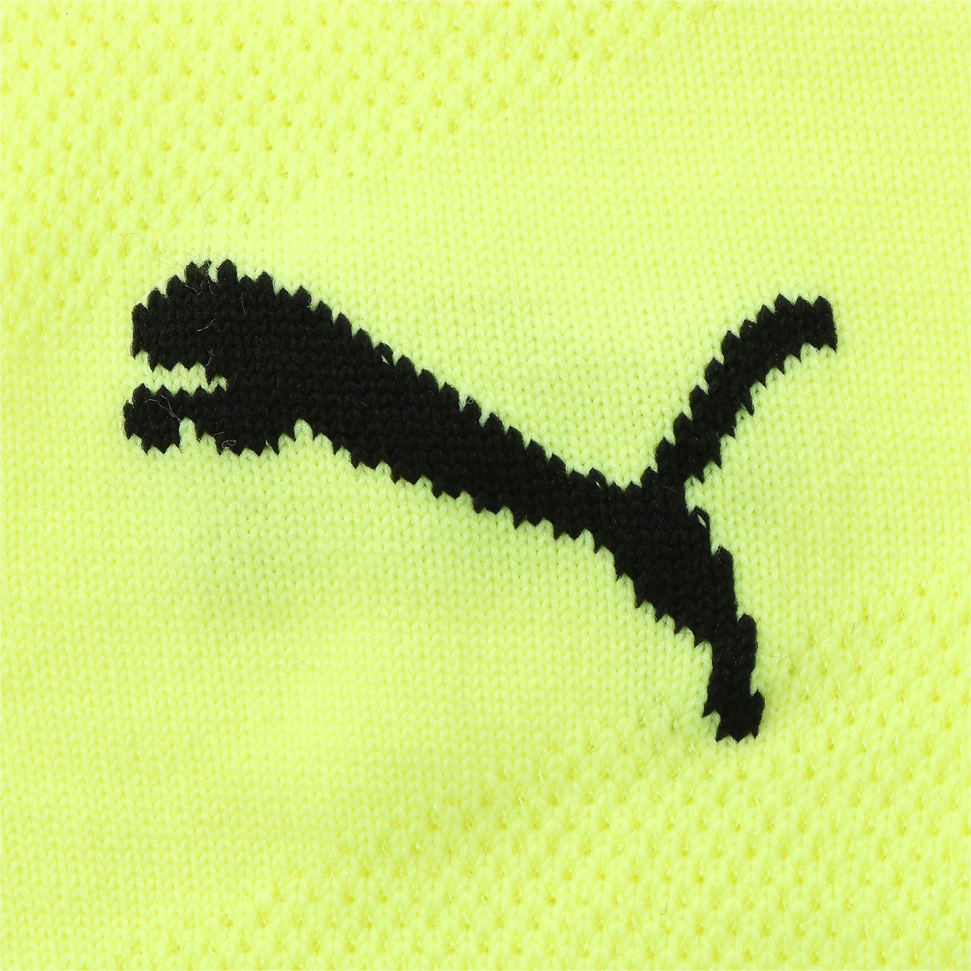 Thumbnail 2 of マンチェスター・シティ MCFC スパイラル ストッキング, Fizzy Yellow-Puma Black, medium-JPN