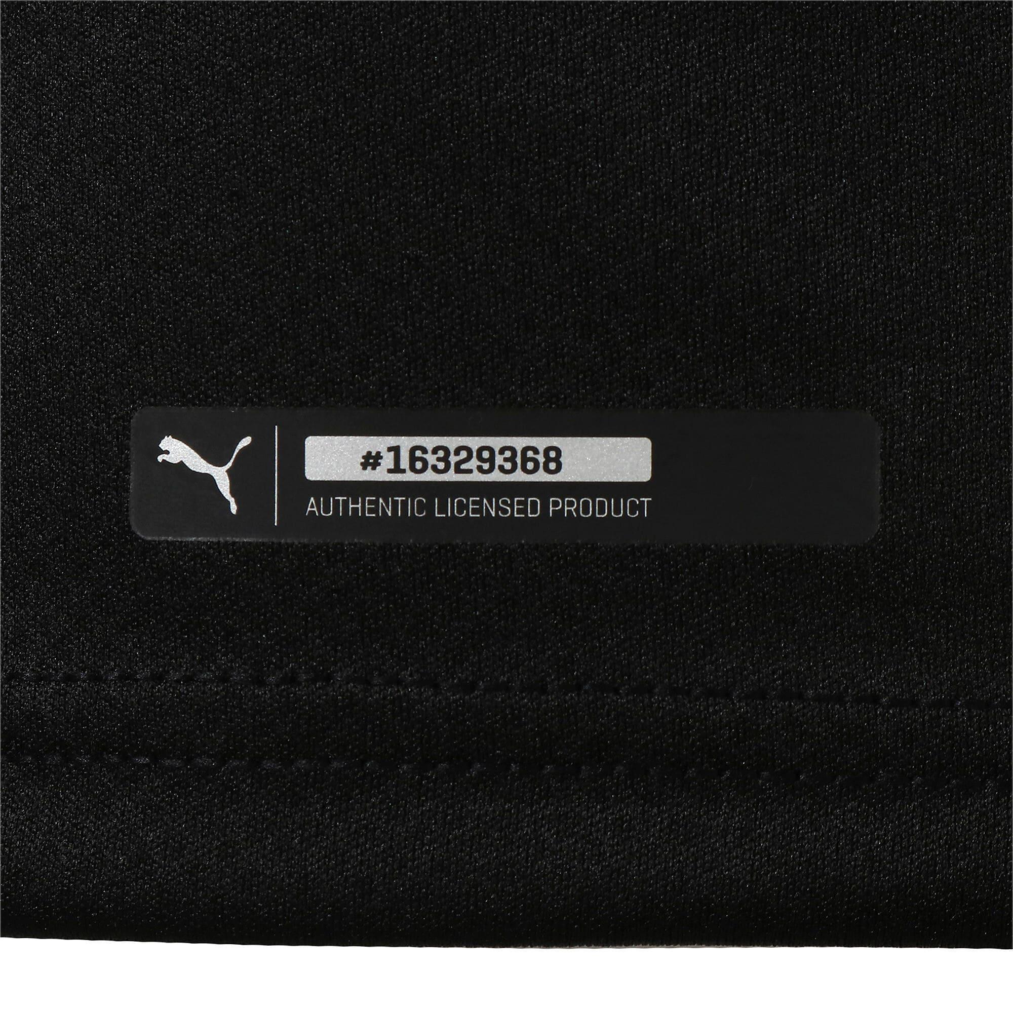 Thumbnail 9 of マンチェスター・シティ MCFC SS アウェイ レプリカシャツ 半袖, Puma Black-Georgia Peach, medium-JPN