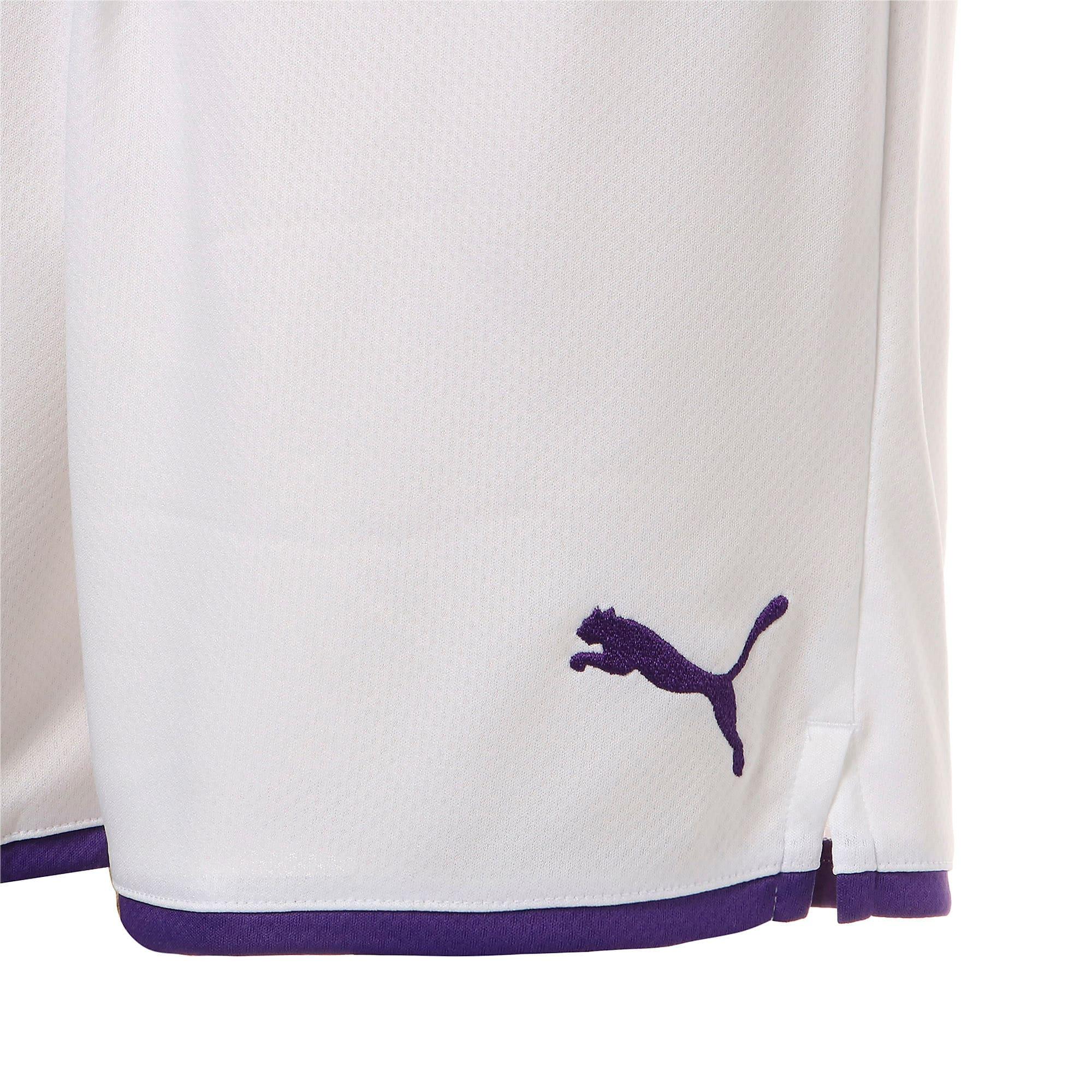 Thumbnail 6 of マンチェスター・シティ MCFC レプリカショーツ, Puma White-Tillandsia Purple, medium-JPN